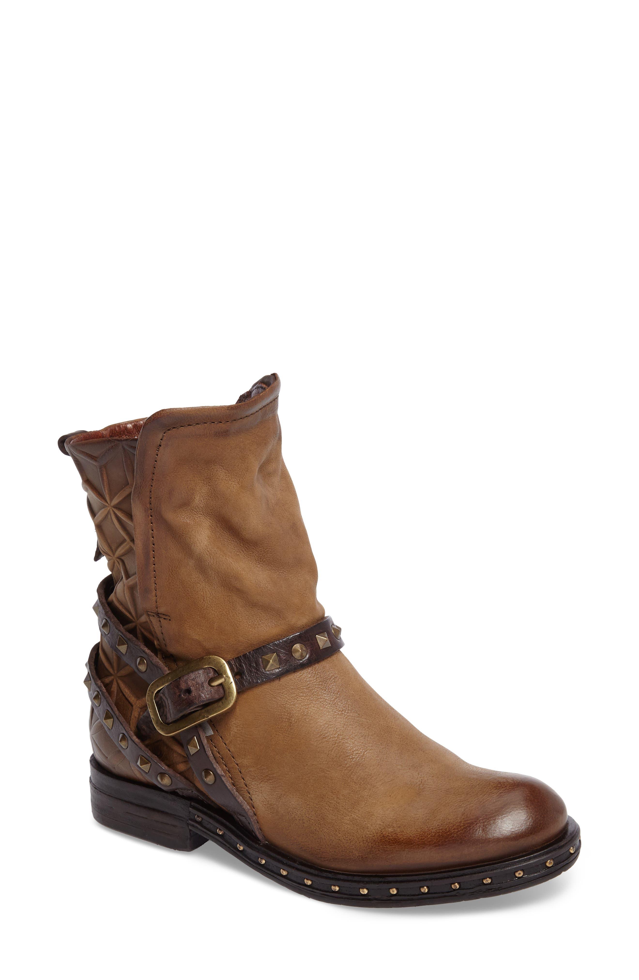 A.S. 98 Slash Boot,                             Main thumbnail 1, color,                             Brown