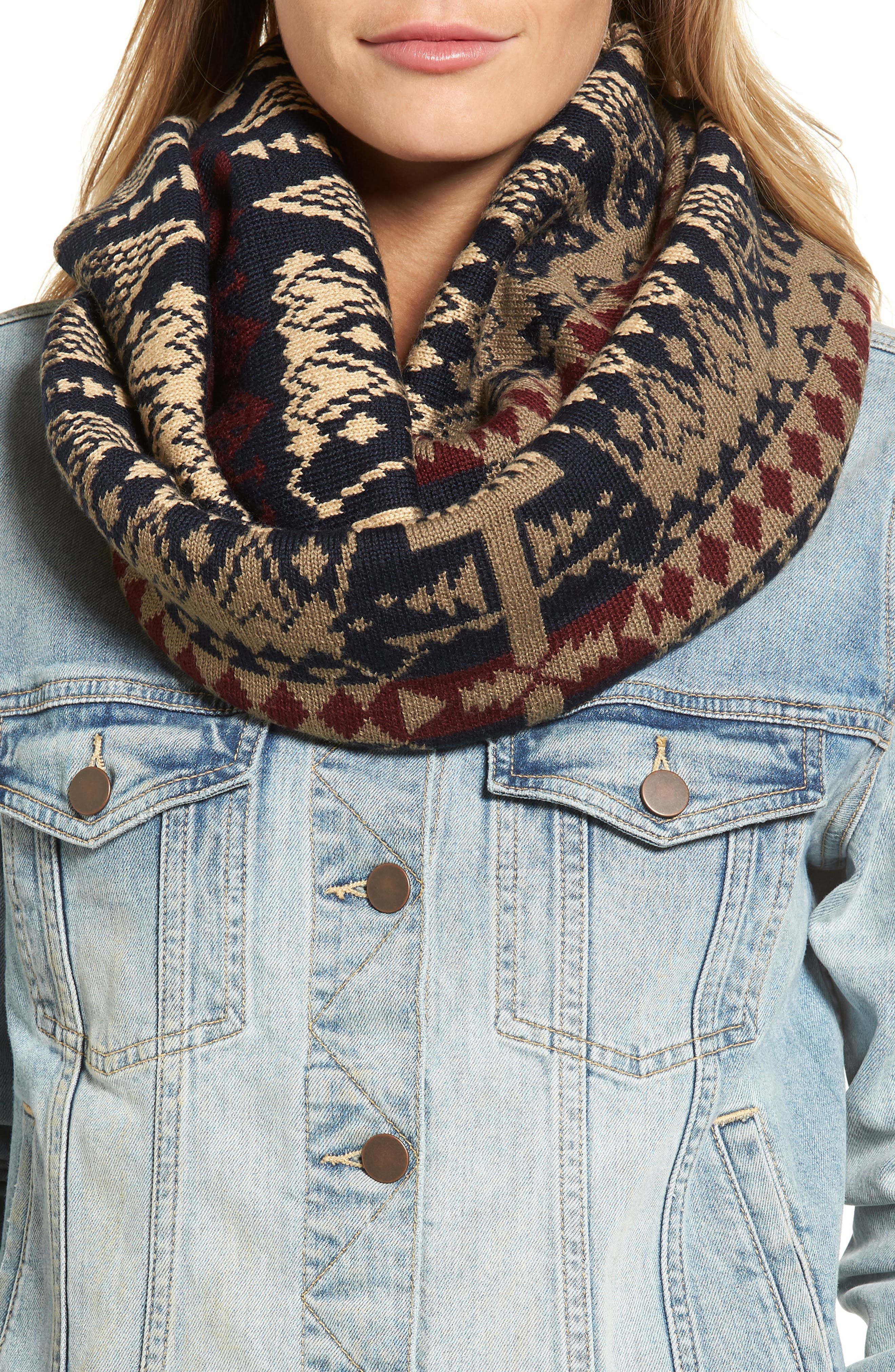 Alternate Image 1 Selected - Pendleton Infinity Scarf