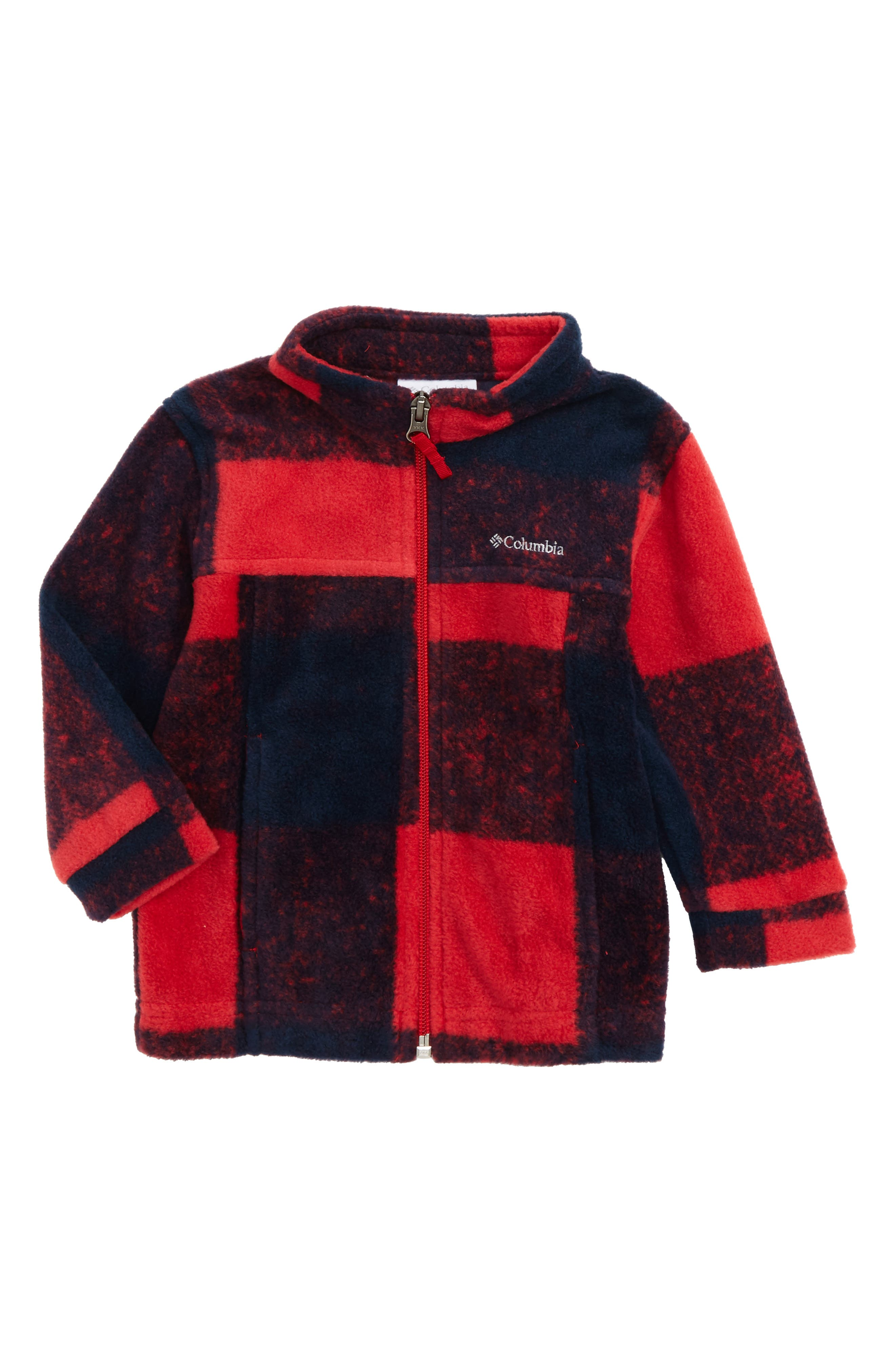 Columbia Zing III Fleece Jacket (Baby Boys)