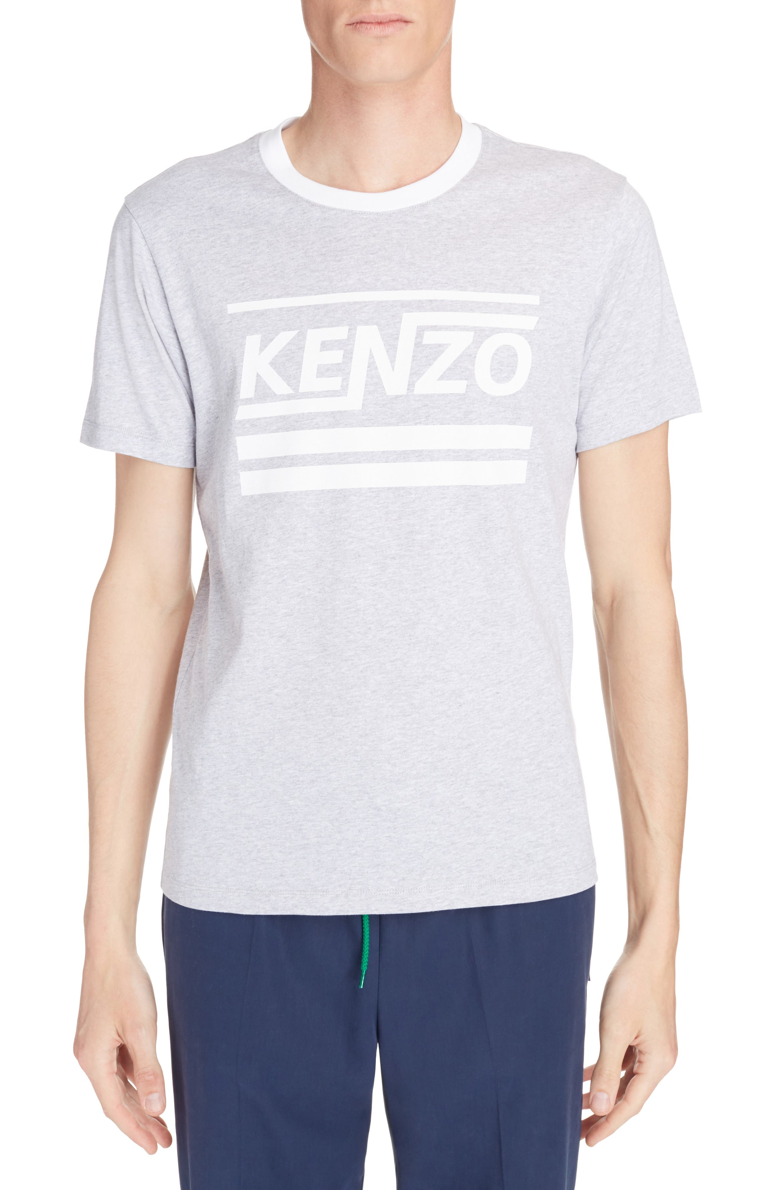 Main Image - KENZO Logo Graphic T-Shirt