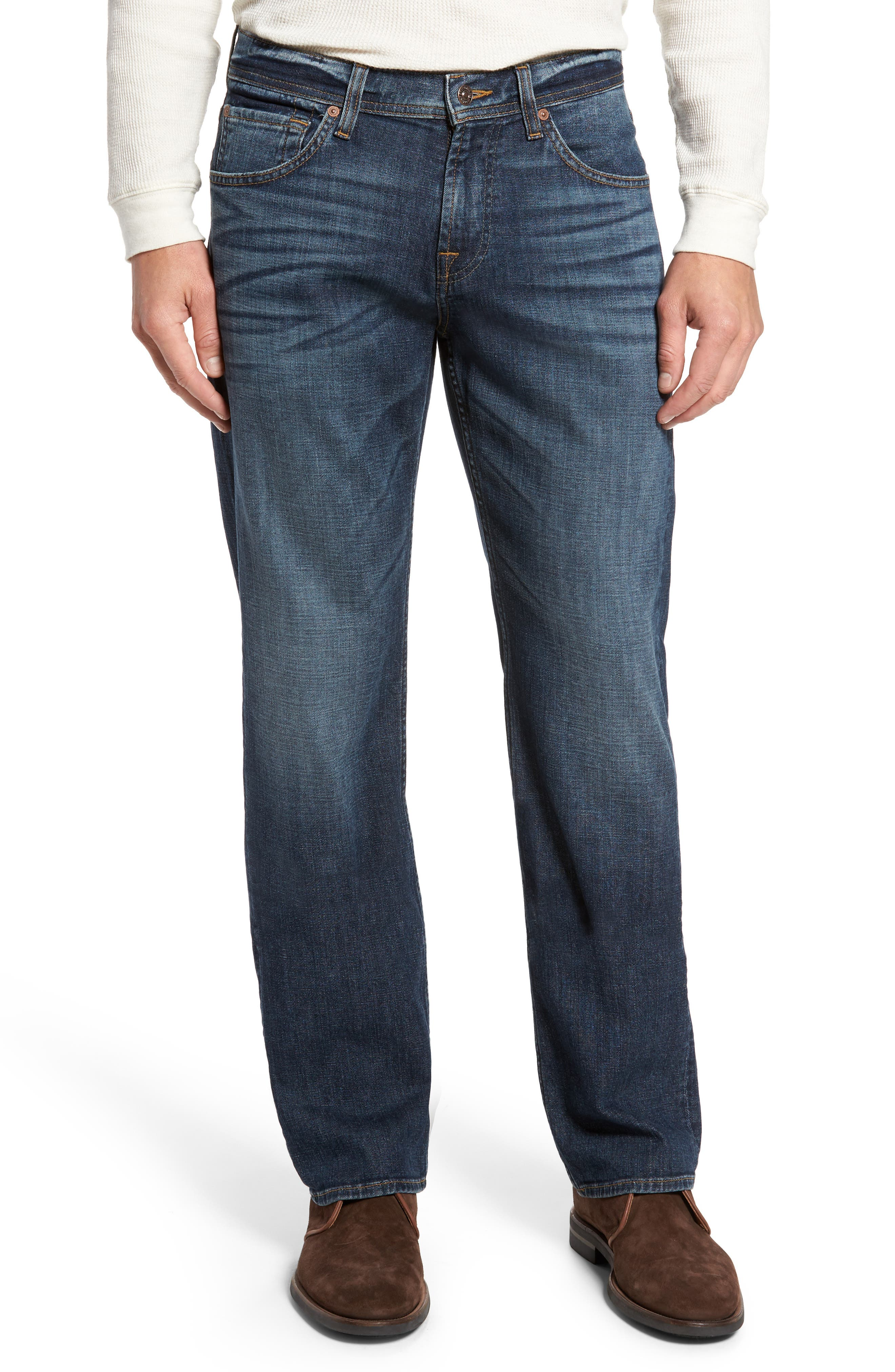 Austyn Relaxed Fit Jeans,                         Main,                         color, Nomad