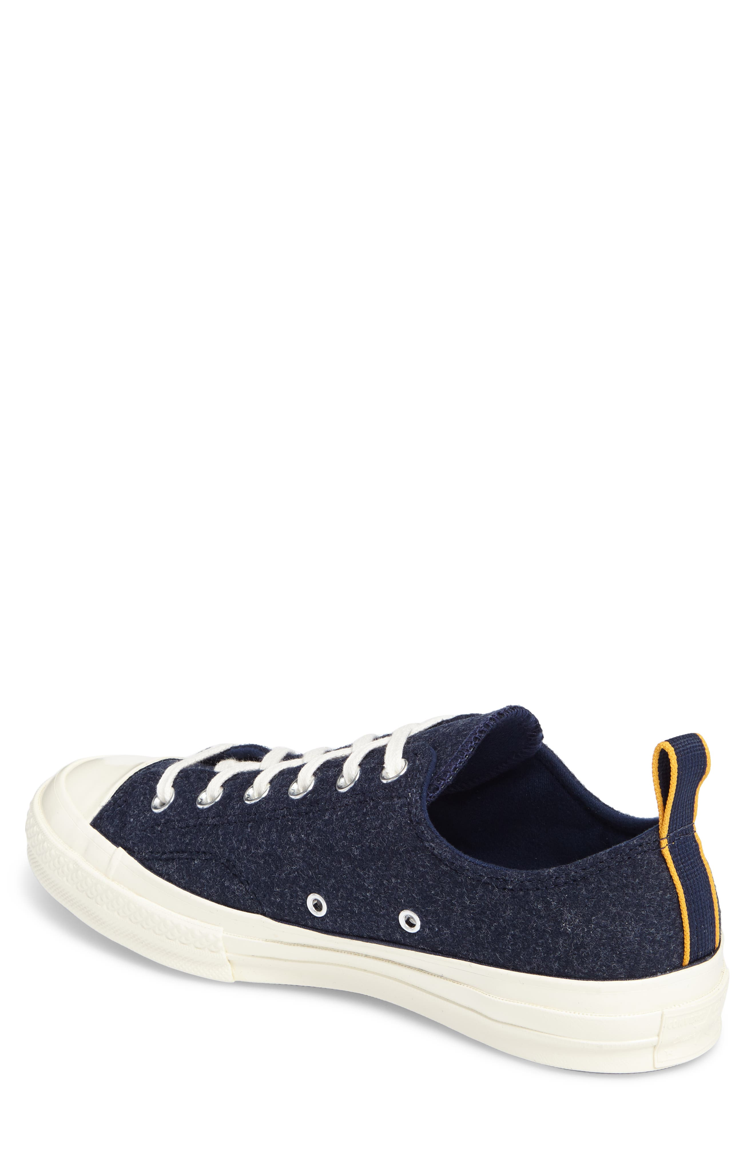 Chuck Taylor<sup>®</sup> 70 Heritage Sneaker,                             Alternate thumbnail 2, color,                             Midnight