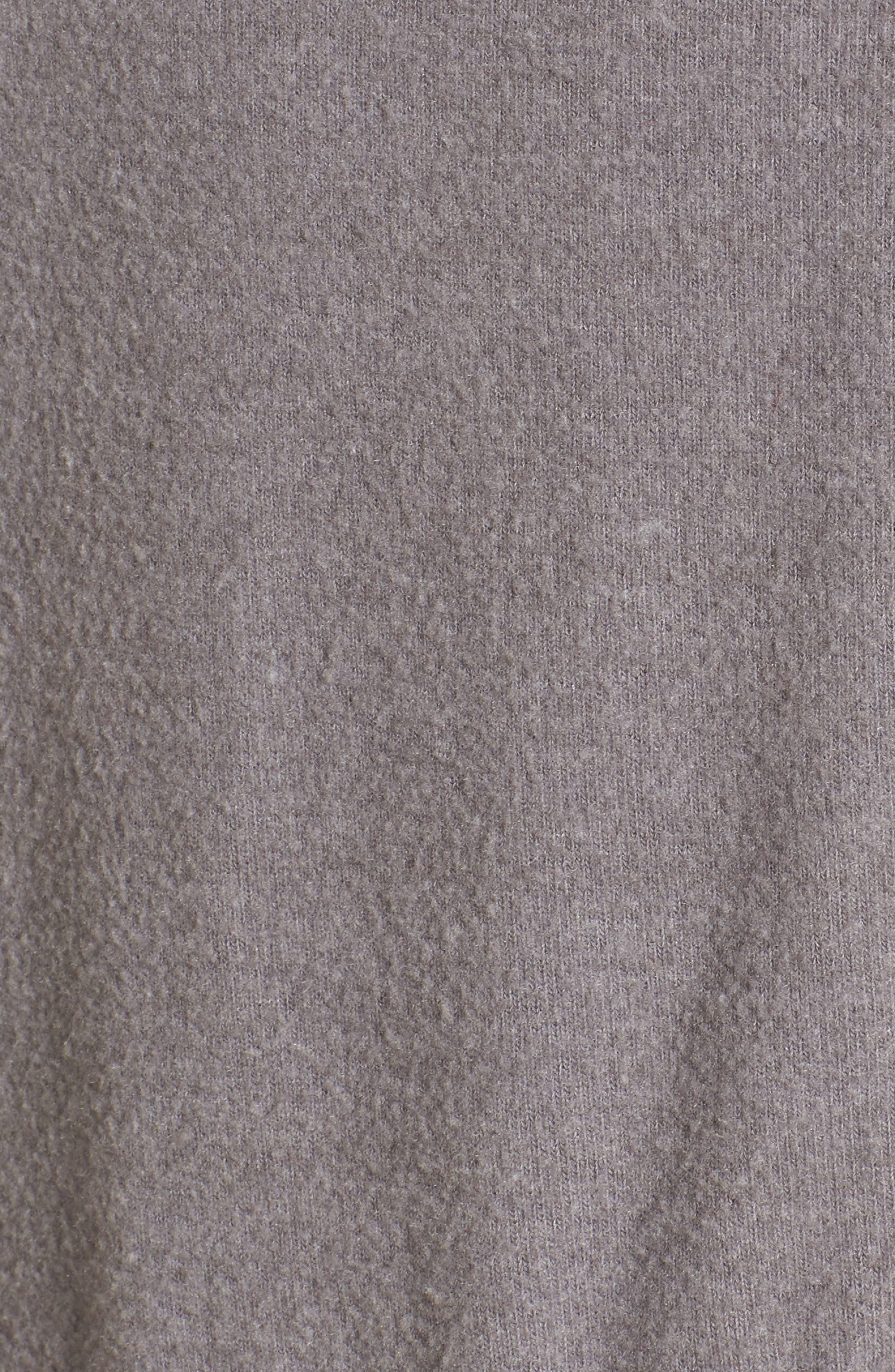 NYC Sweatshirt,                             Alternate thumbnail 5, color,                             Vintage Grey