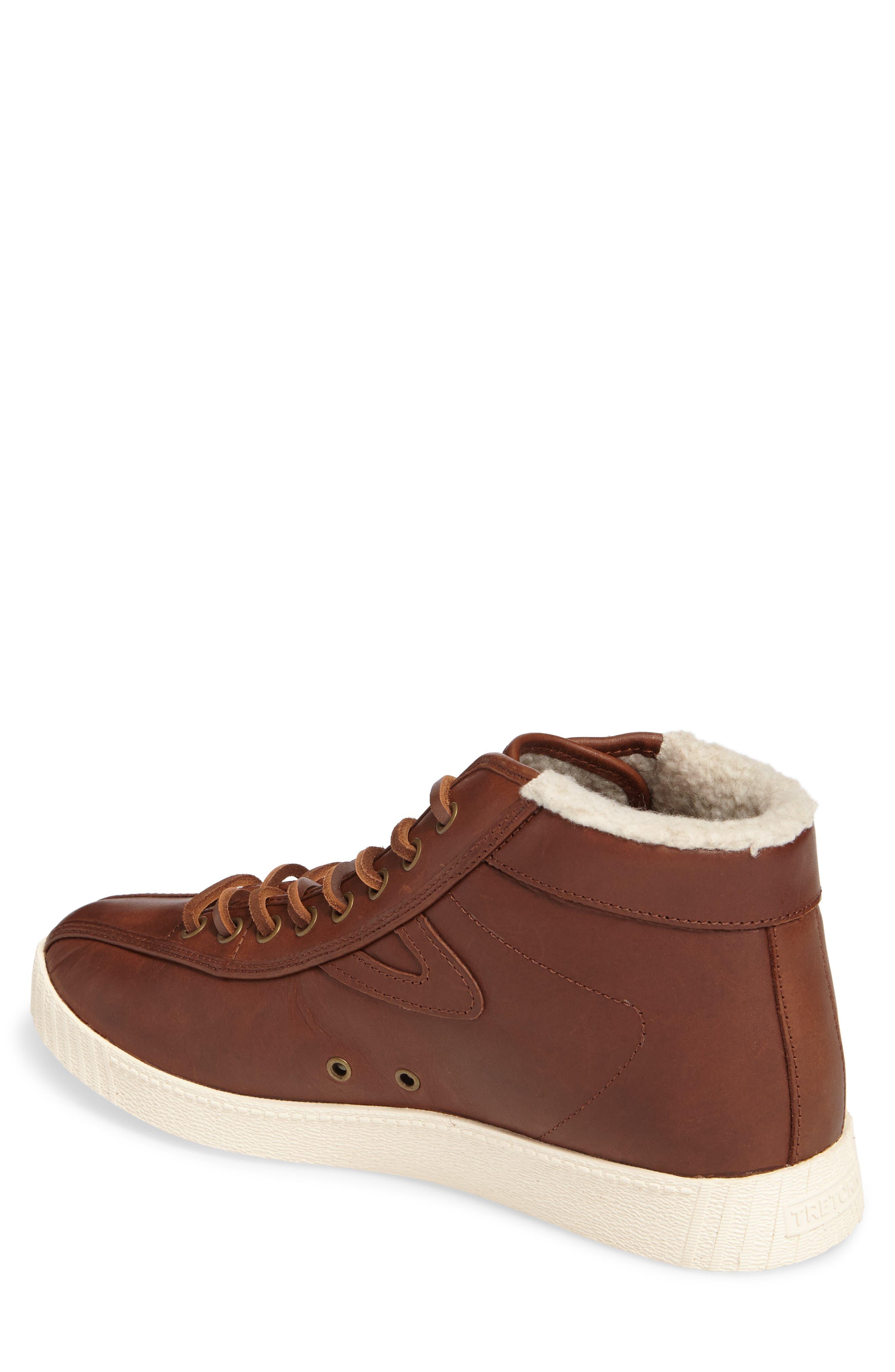 Alternate Image 2  - Tretorn Nylite Hi 2 Sneaker (Men)