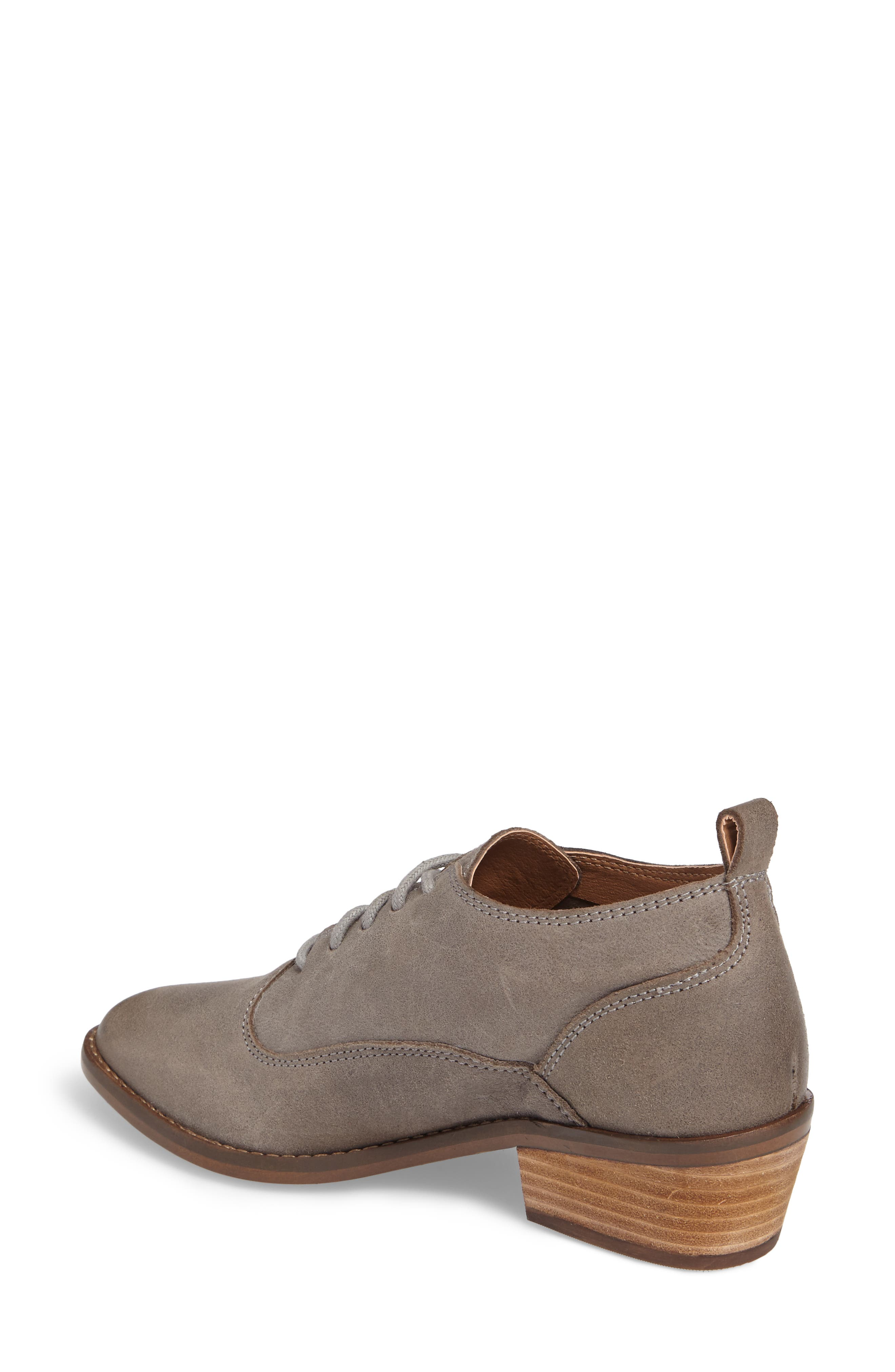 Alternate Image 2  - Lucky Brand Fantine Lace-Up Bootie (Women)