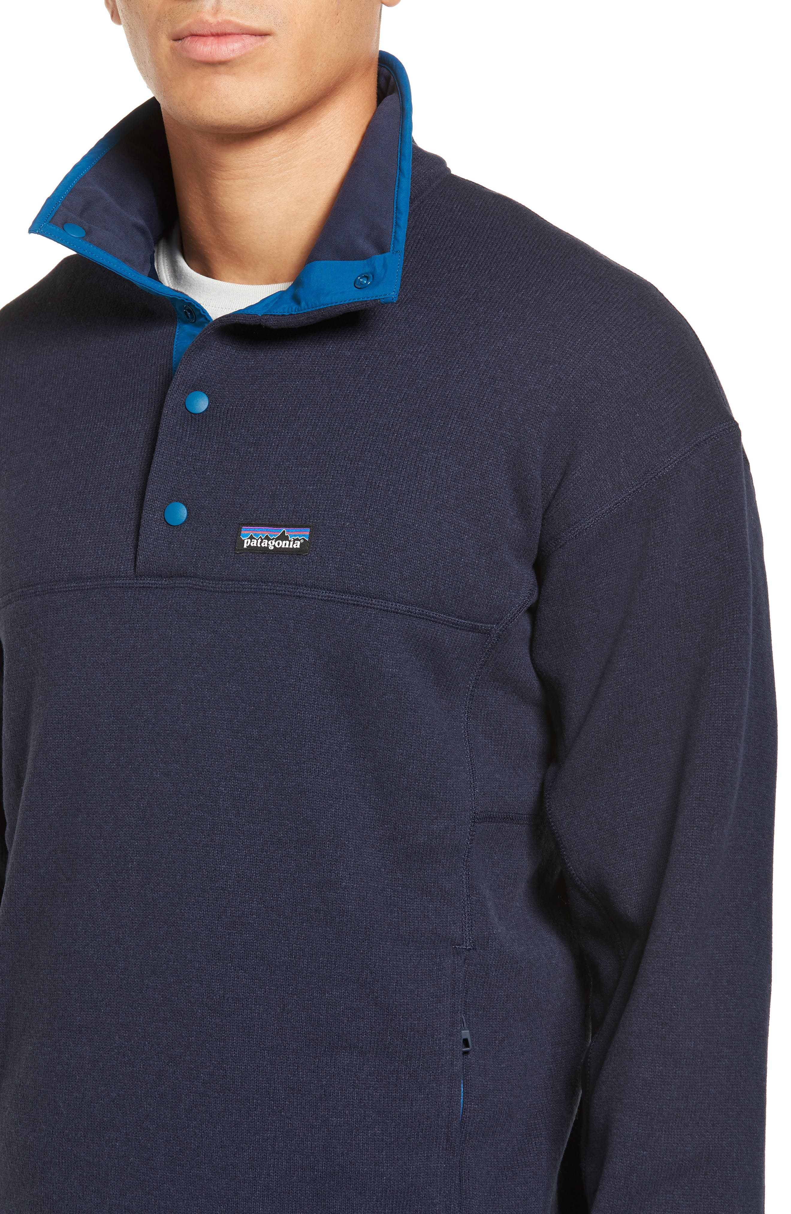 Alternate Image 4  - Patagonia Lightweight Better Sweater Pullover