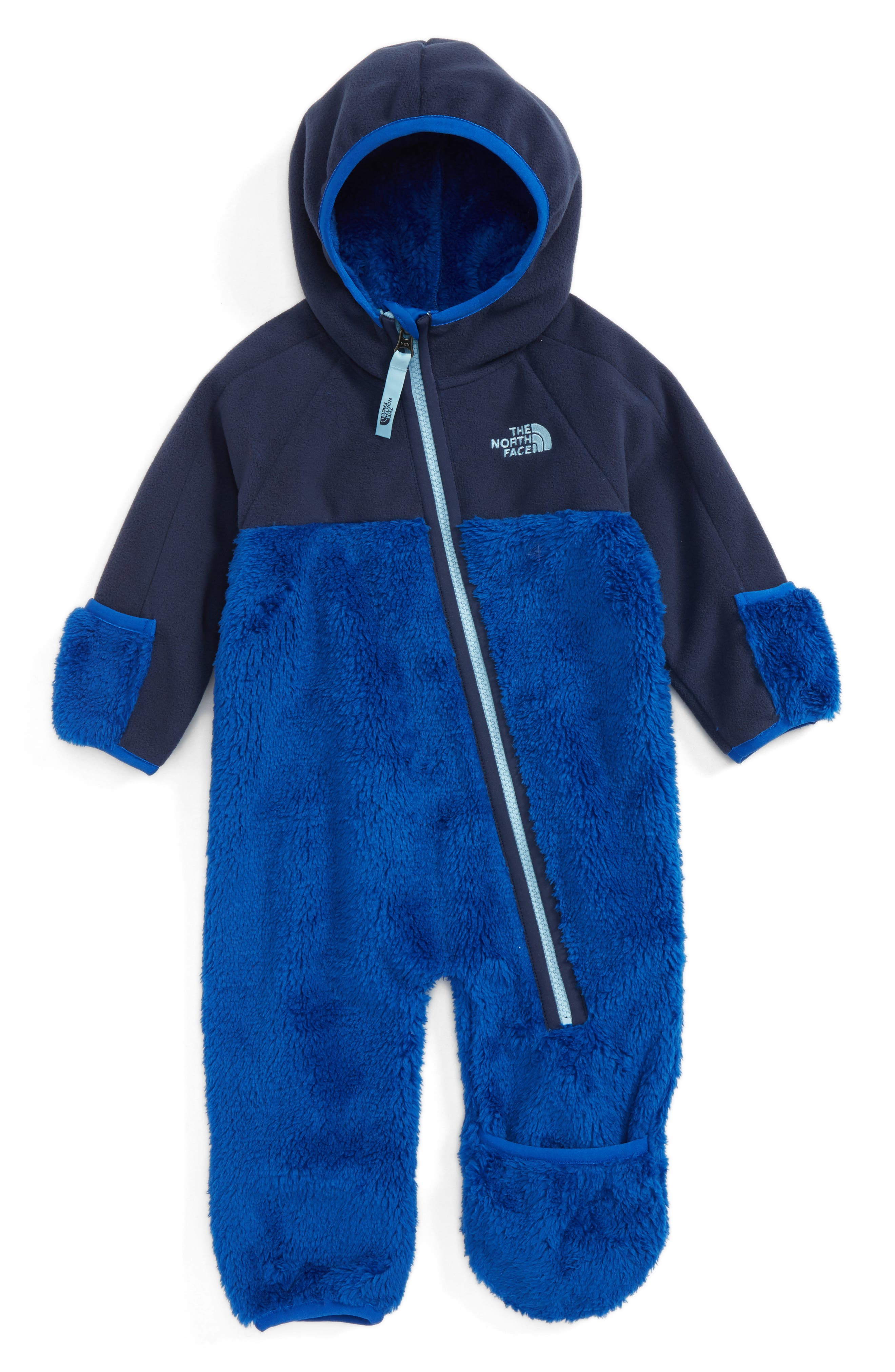 The North Face 'Chimborazo' One-Piece (Baby Boys)