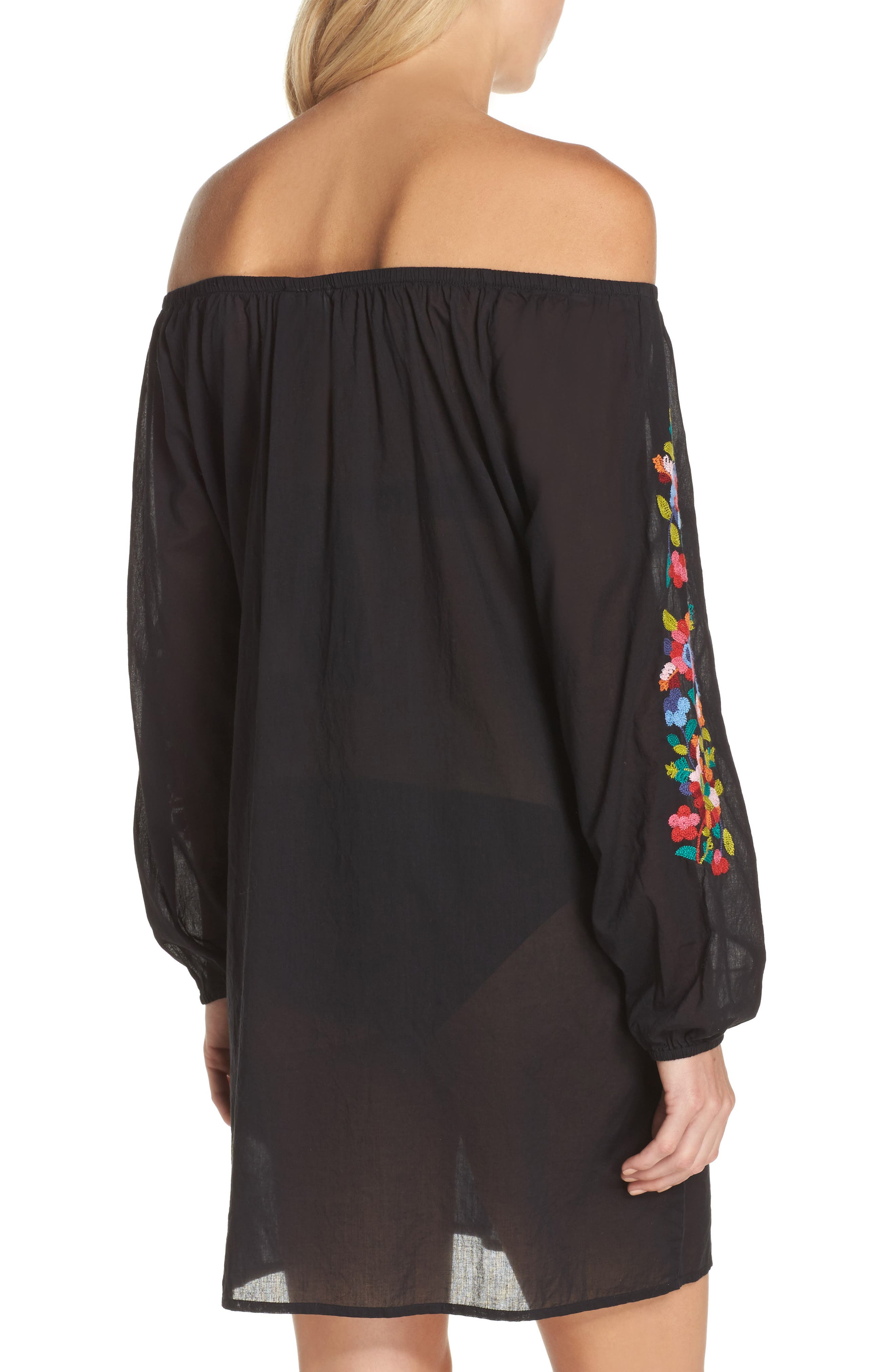 Alternate Image 2  - La Blanca Cover-Up Dress