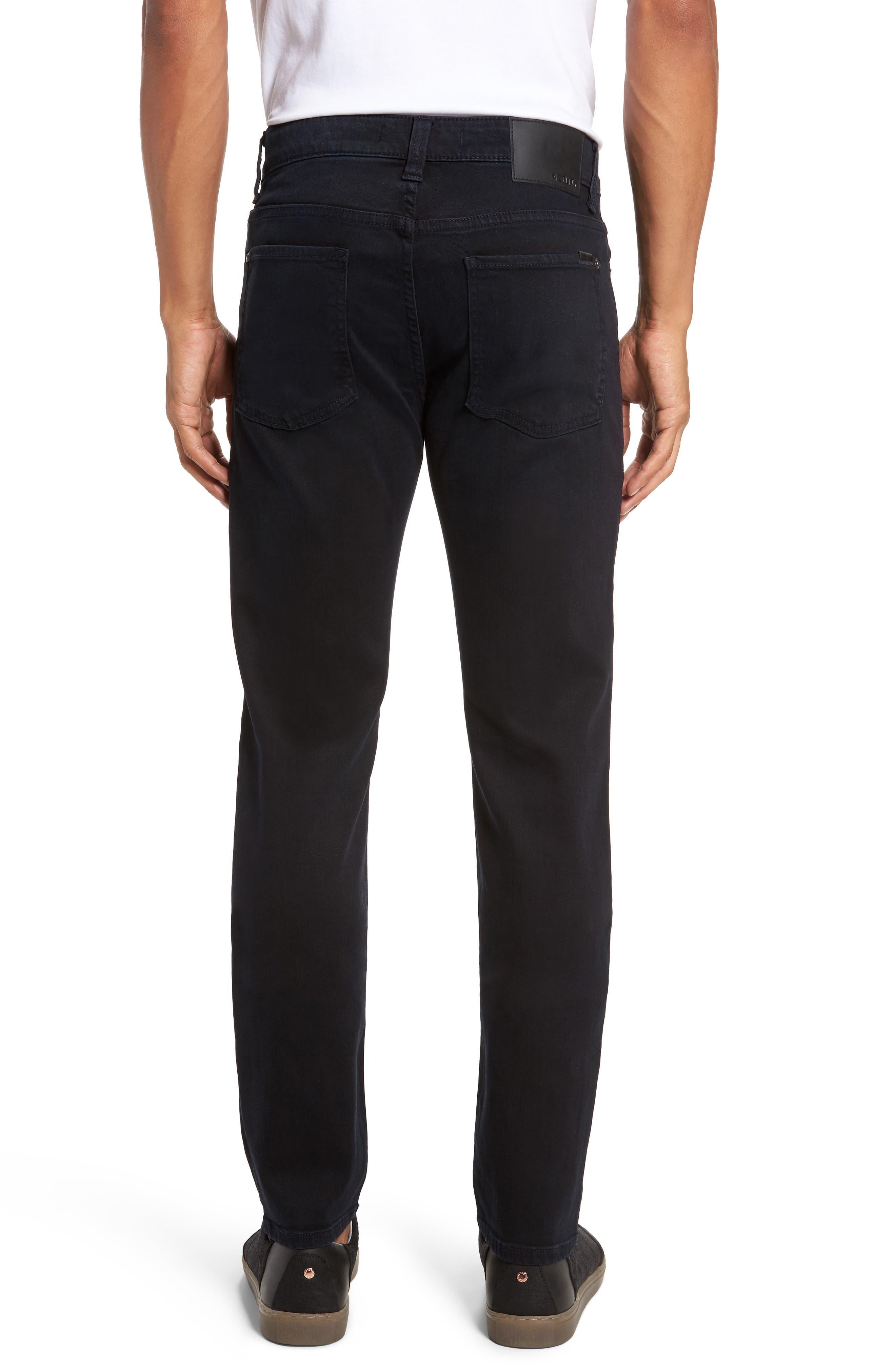Torino Slim Fit Jeans,                             Alternate thumbnail 2, color,                             Saffire Blue