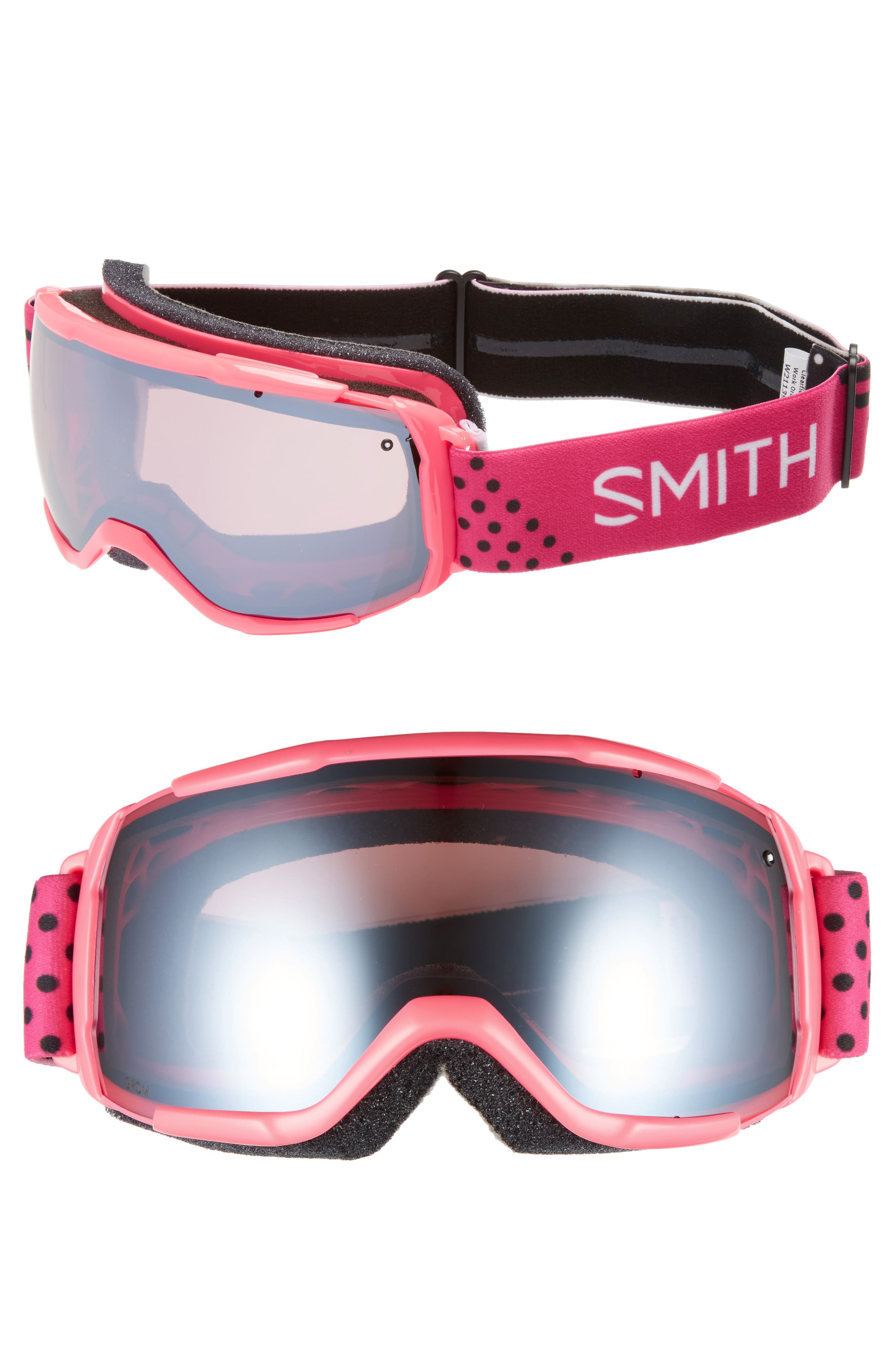 Main Image - Smith Grom Snow Goggles (Kids)