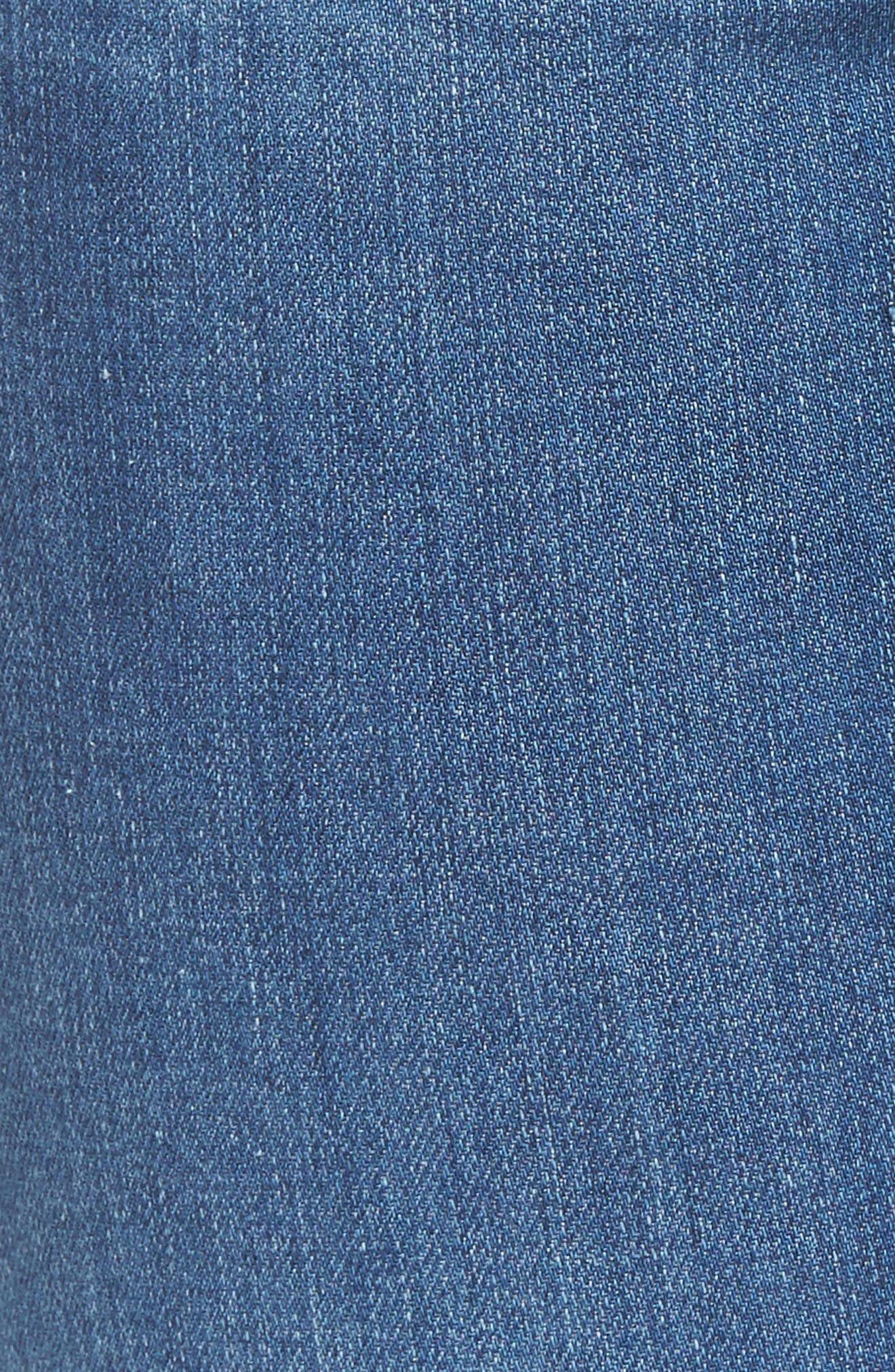 Alternate Image 5  - AG 'Prima' Skinny Jeans (14 Year Blue Nile)