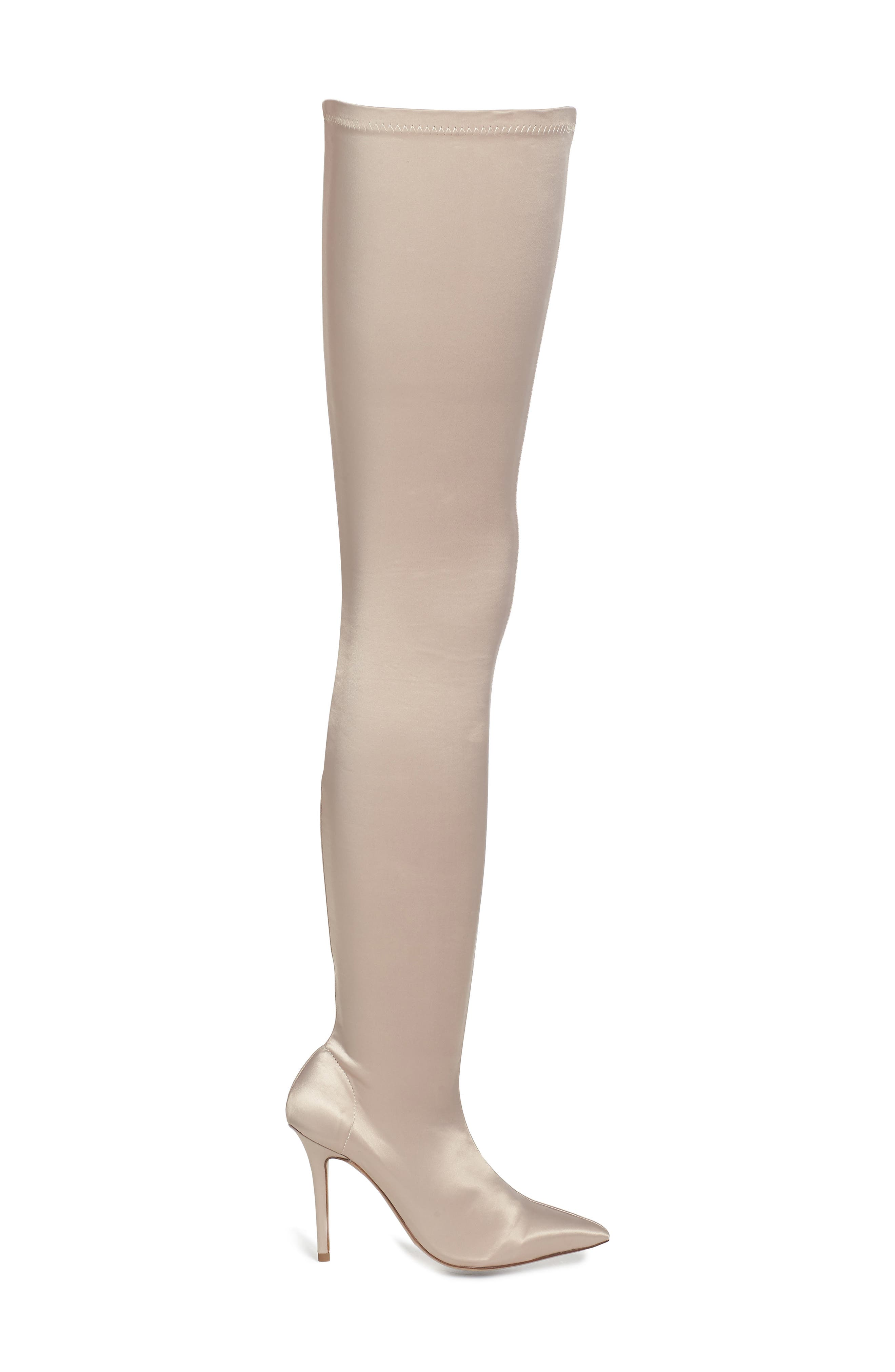 Alternate Image 3  - Tony Bianco Dene Thigh High Boot (Women)