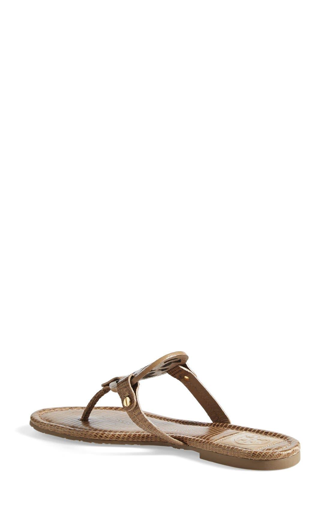 Alternate Image 2  - Tory Burch 'Miller' Sandal
