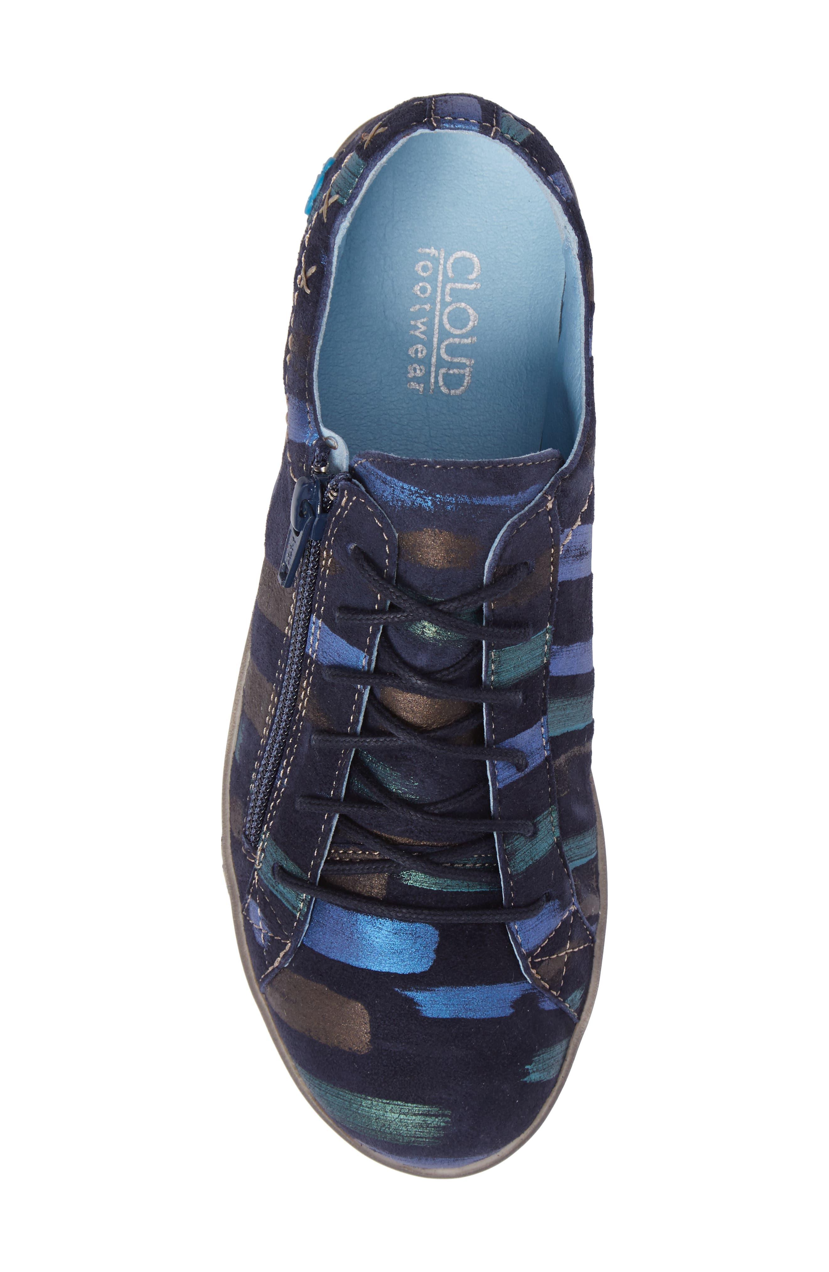 Alternate Image 5  - CLOUD 'Aika' Leather Sneaker (Women)