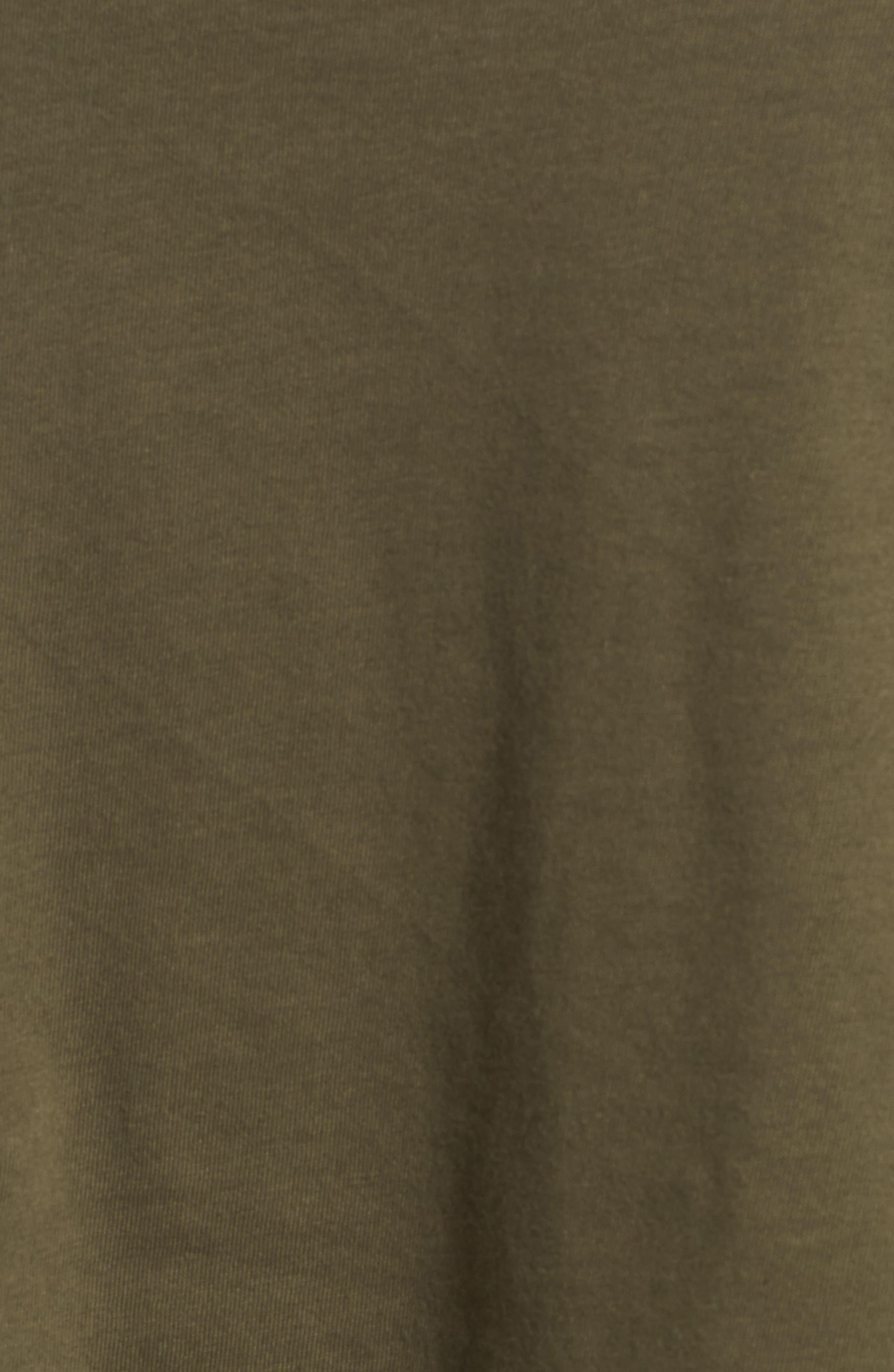 Alternate Image 5  - Tie Back Bell Sleeve Top