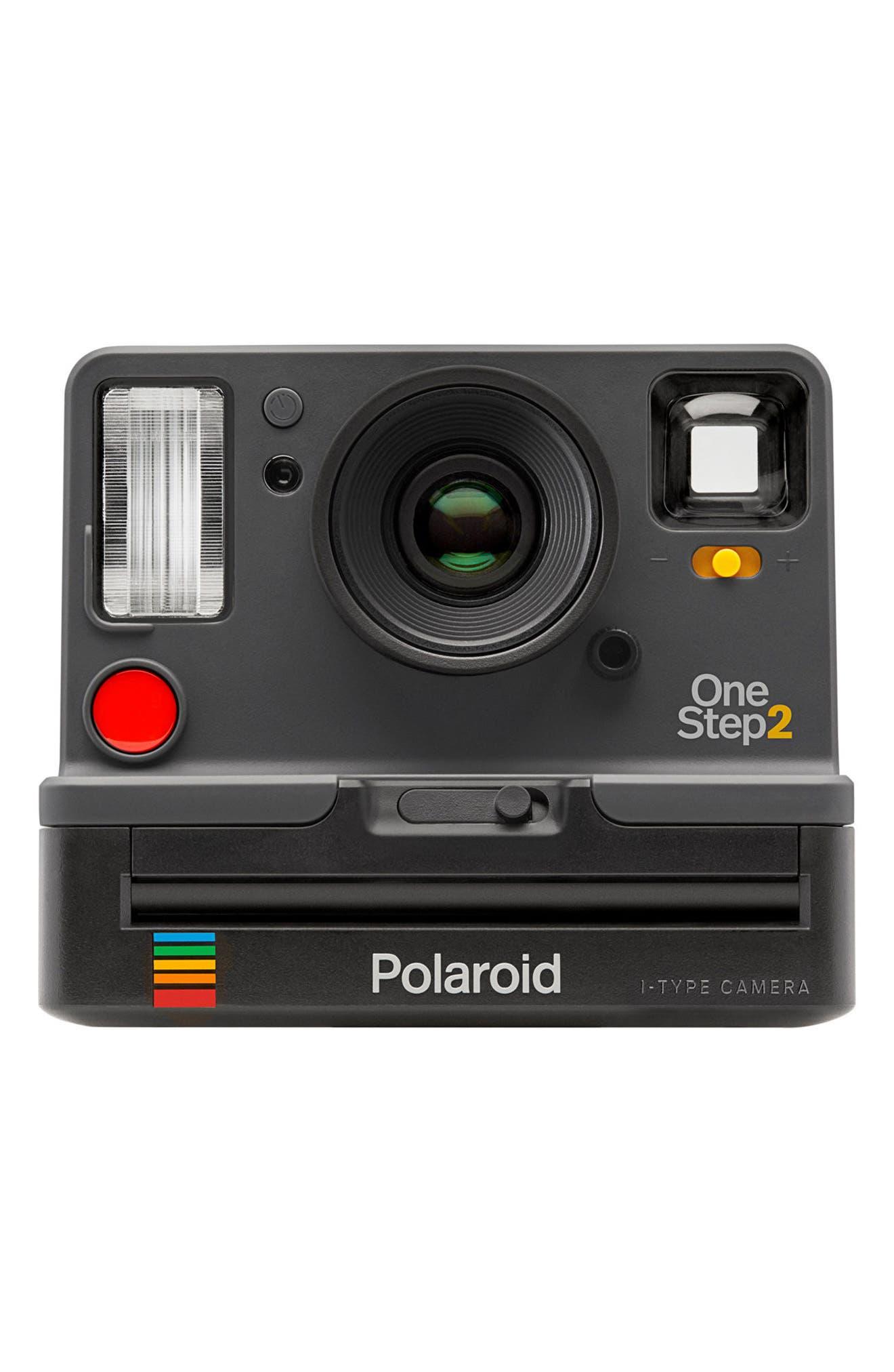 OneStep 2 Analog Instant Camera,                         Main,                         color, Graphite