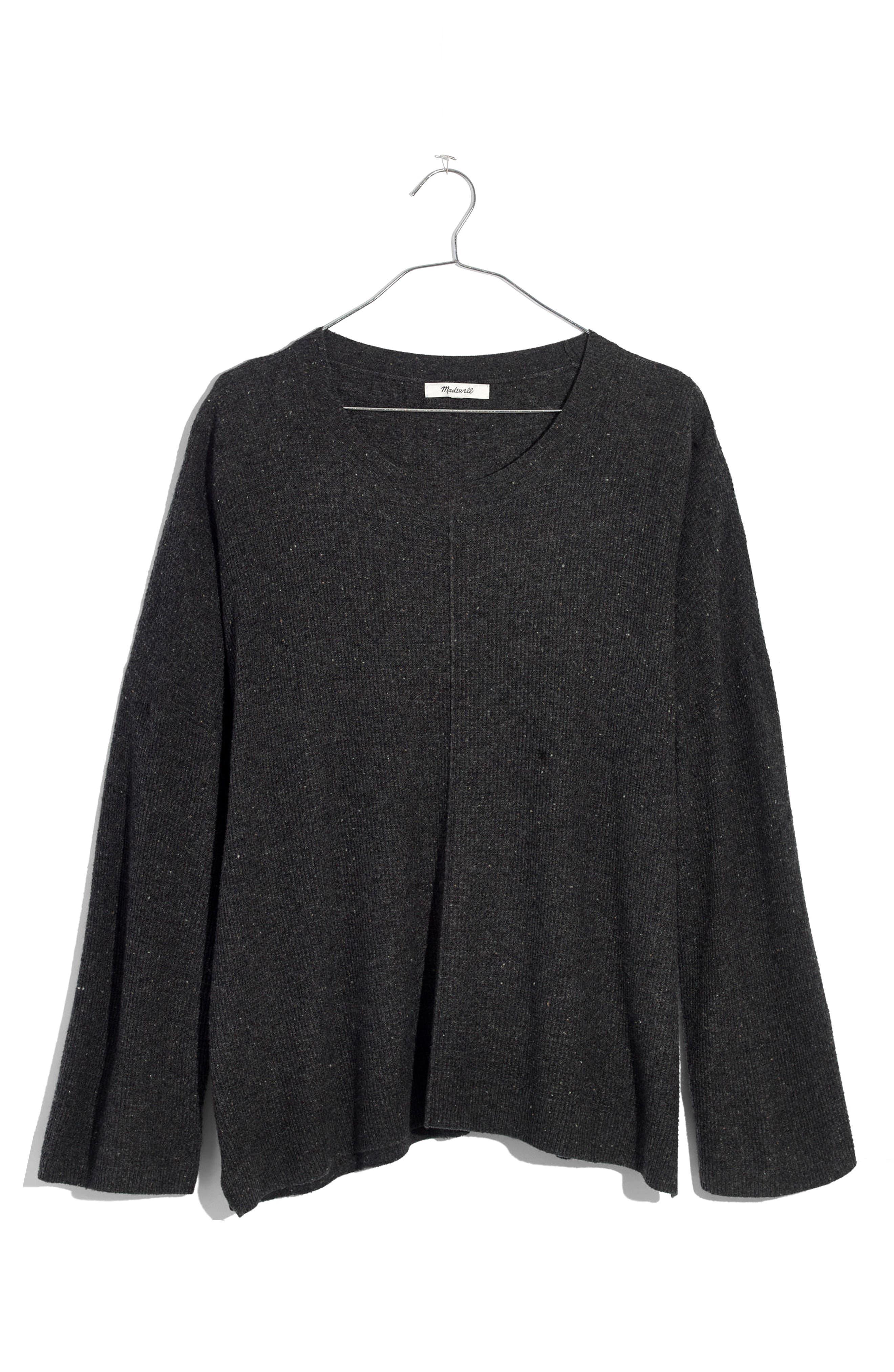 Alternate Image 4  - Madewell Northroad Pullover Sweater