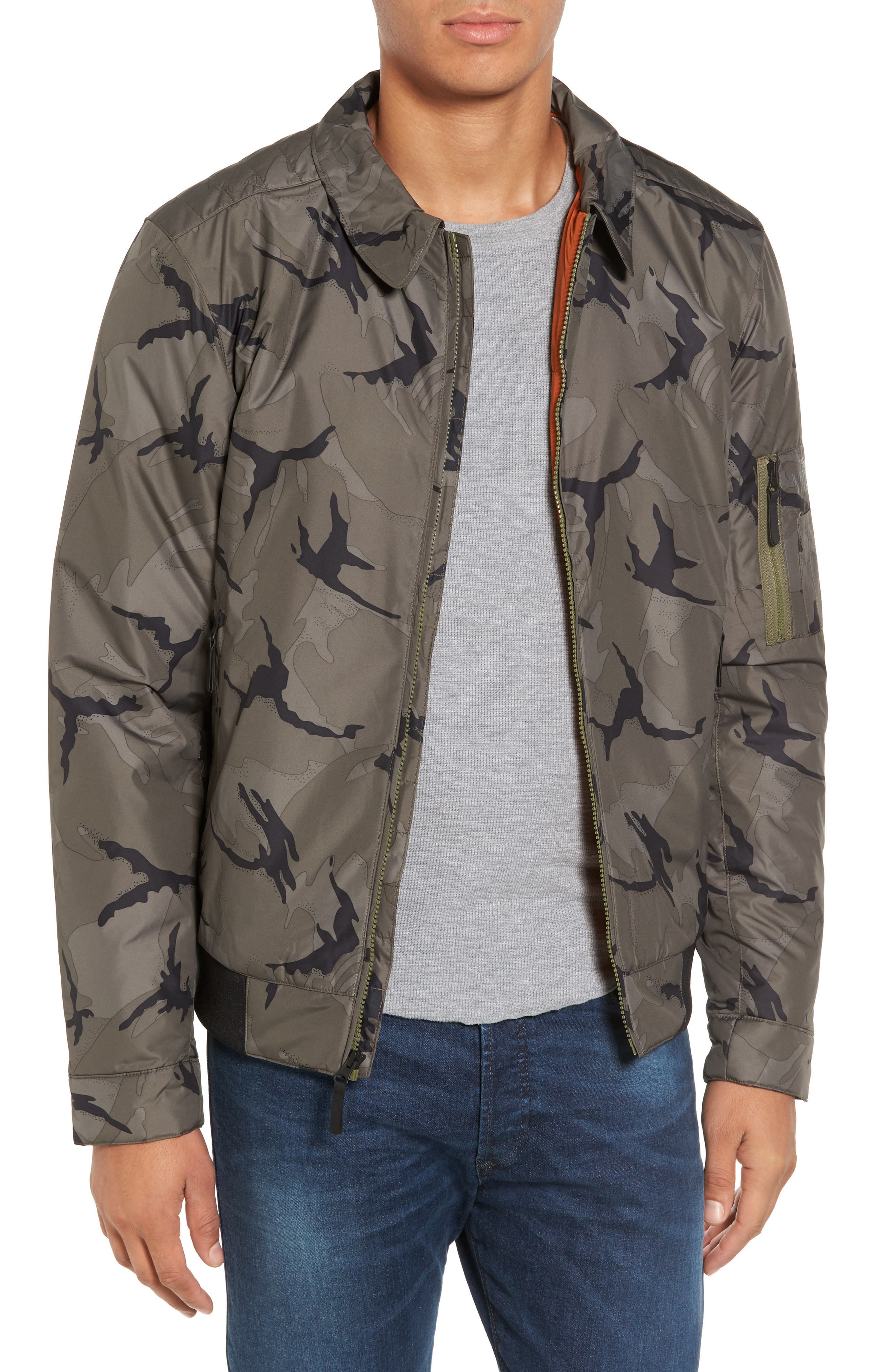 6c903759b The North Face Barstol Aviator Jacket on sale at Nordstrom for ...