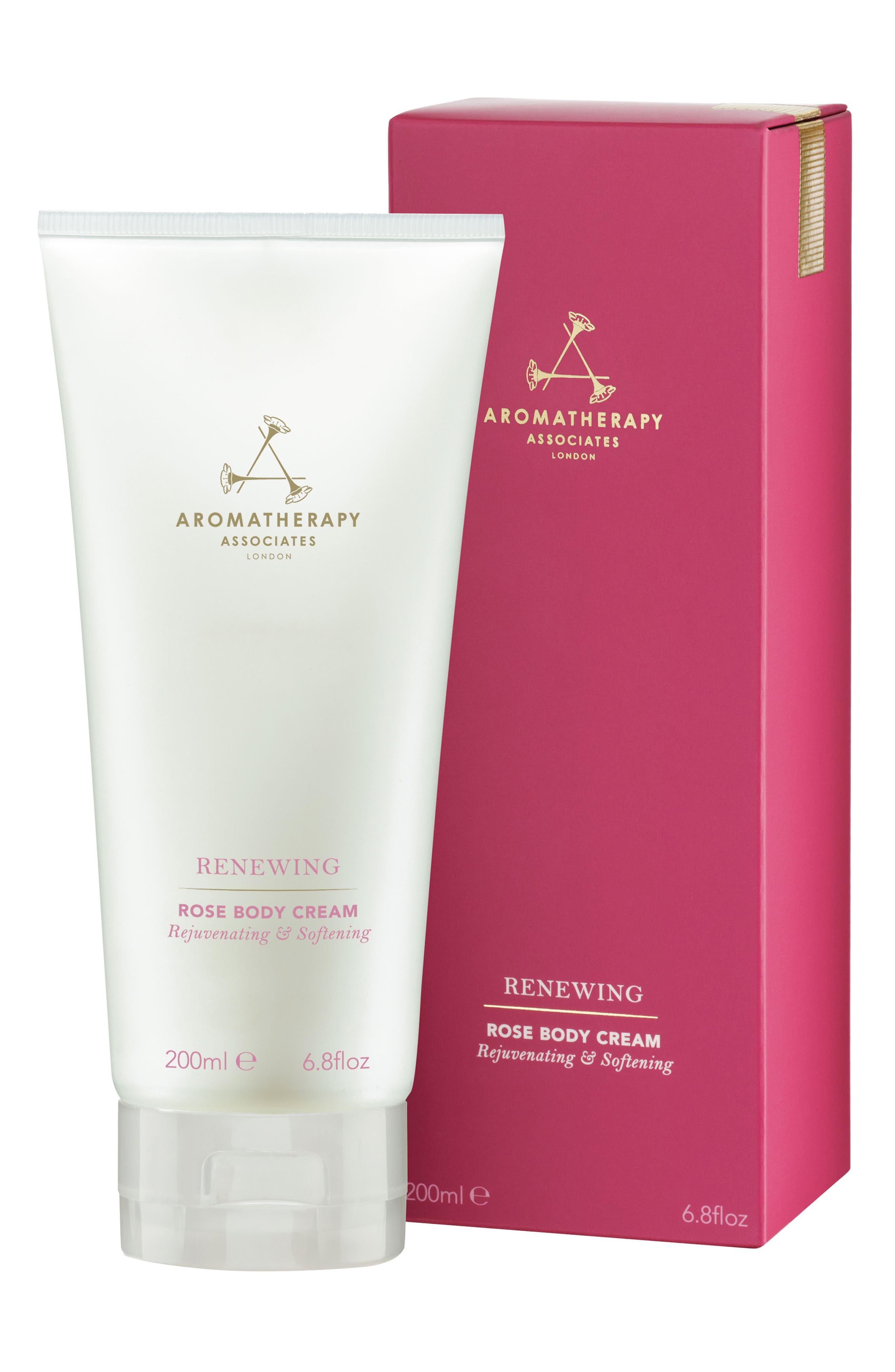 Alternate Image 3  - Aromatherapy Associates Renewing Rose Body Cream