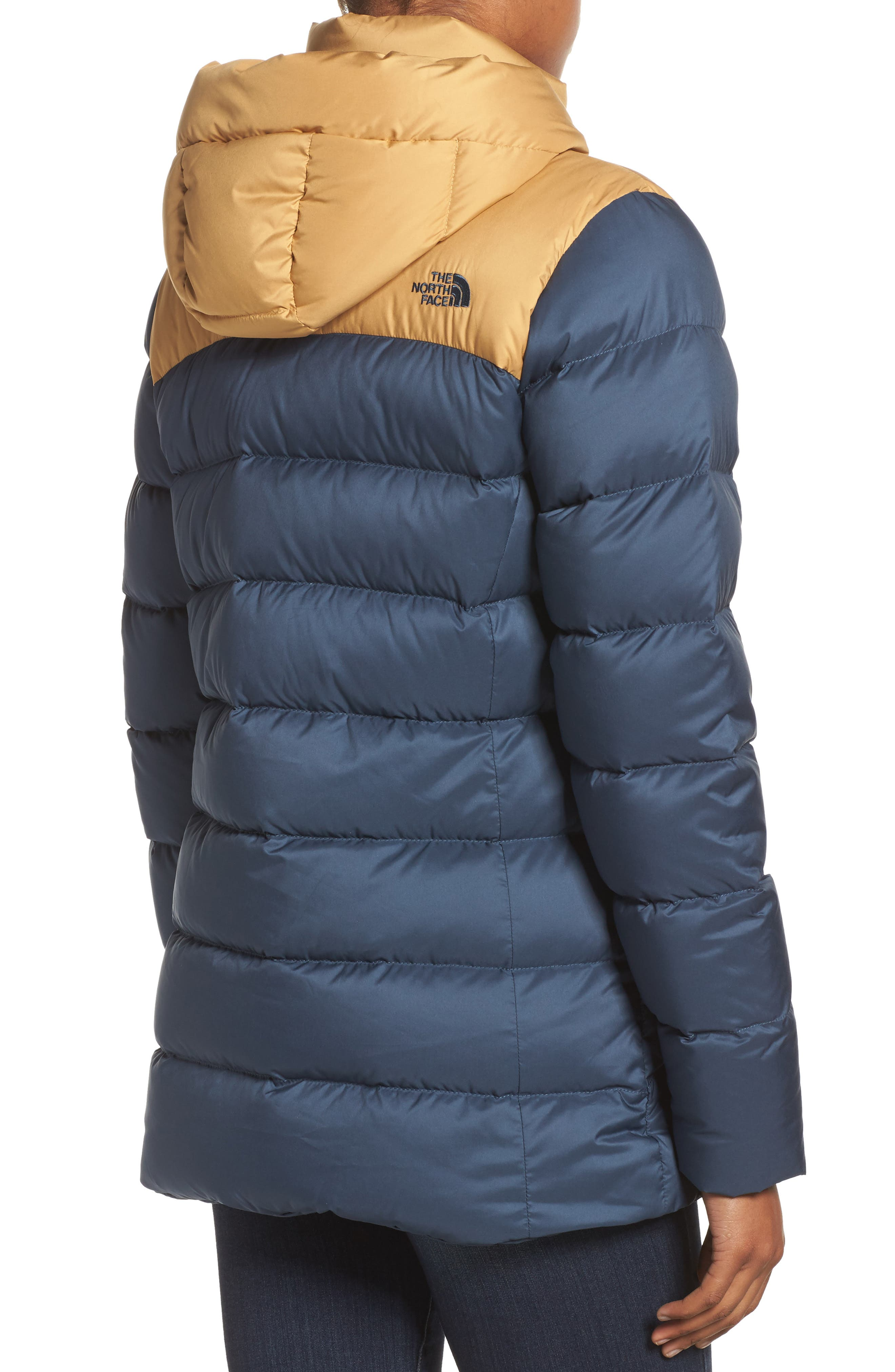Alternate Image 2  - The North Face Nupste Ridge Down Jacket