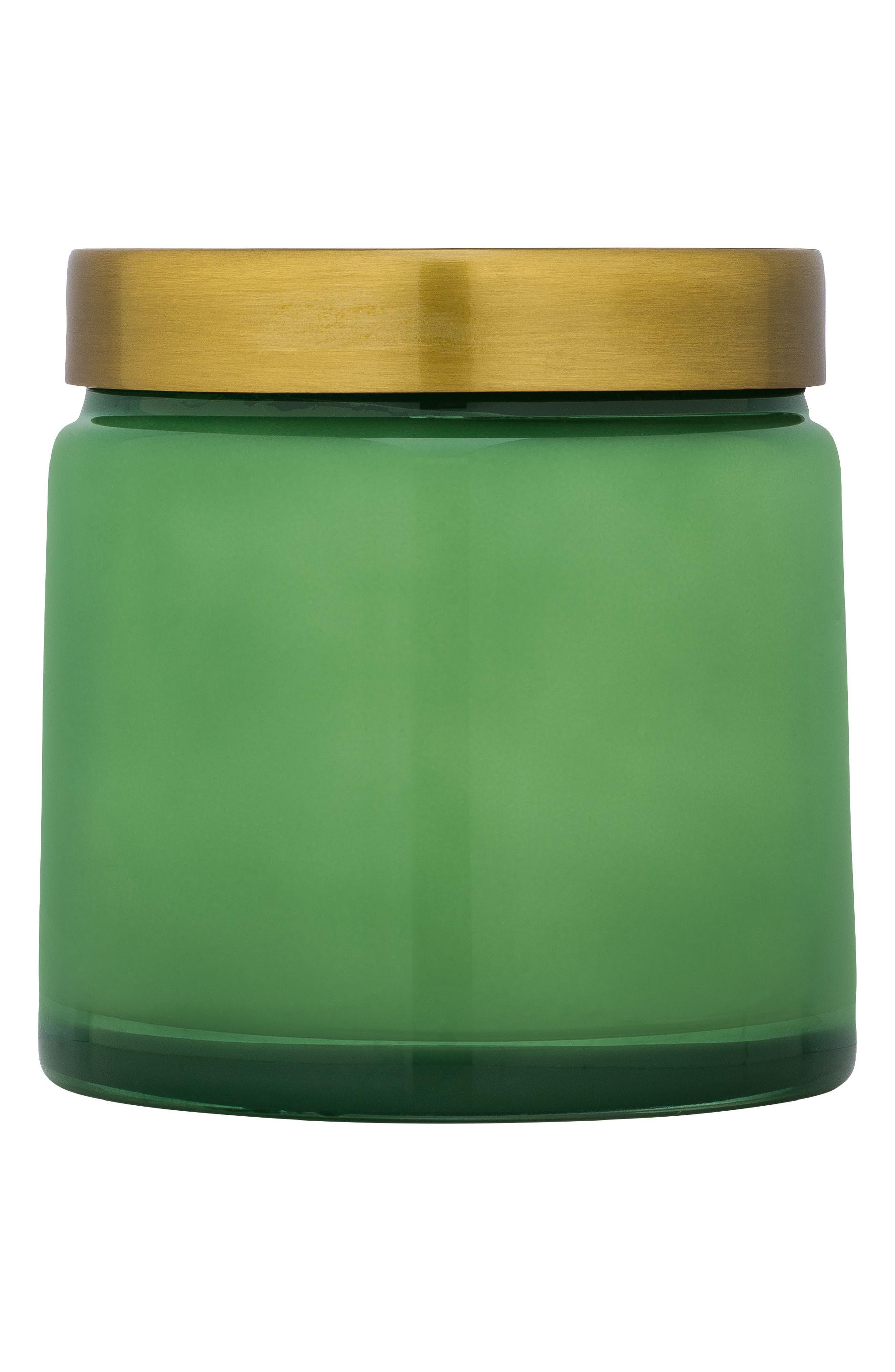 Tinted Jar Candle,                         Main,                         color, Bamboo Lotus