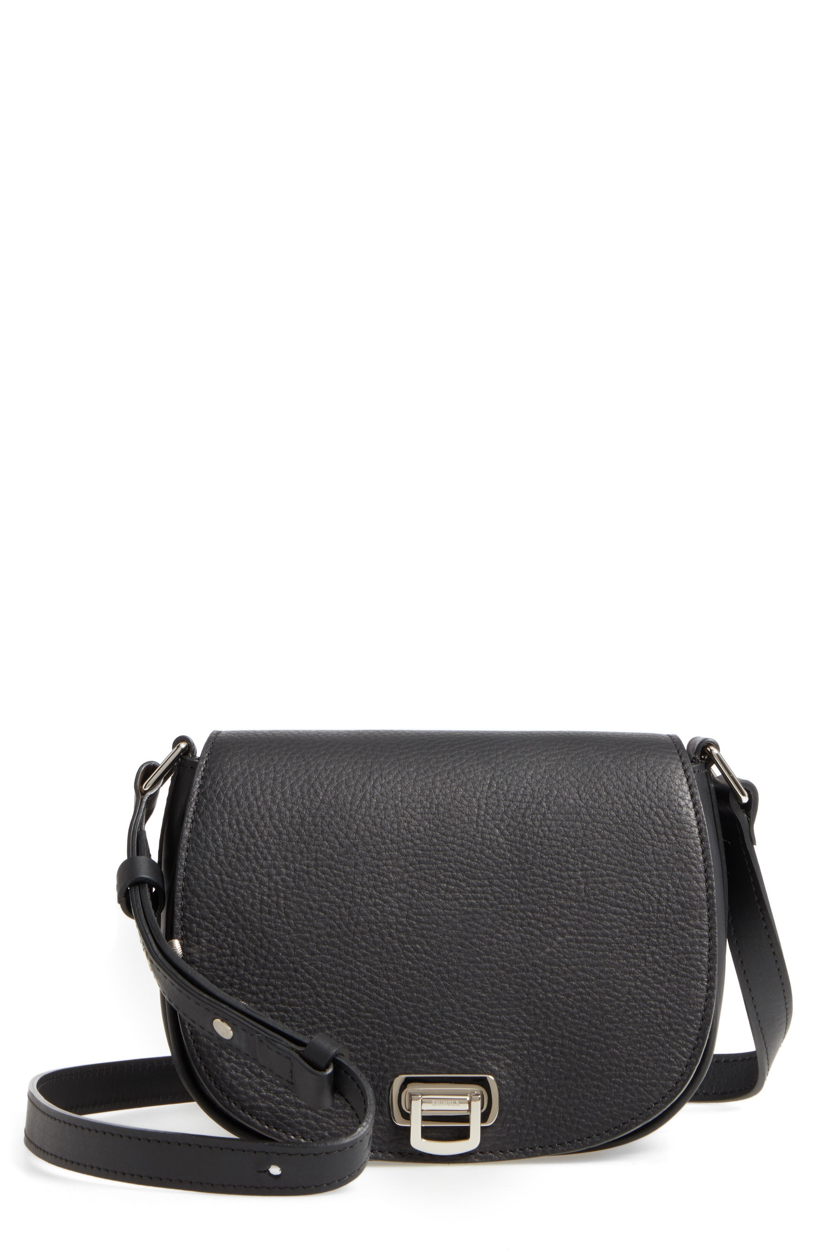 Alternate Image 1 Selected - Shinola Calfskin Leather Shoulder Bag