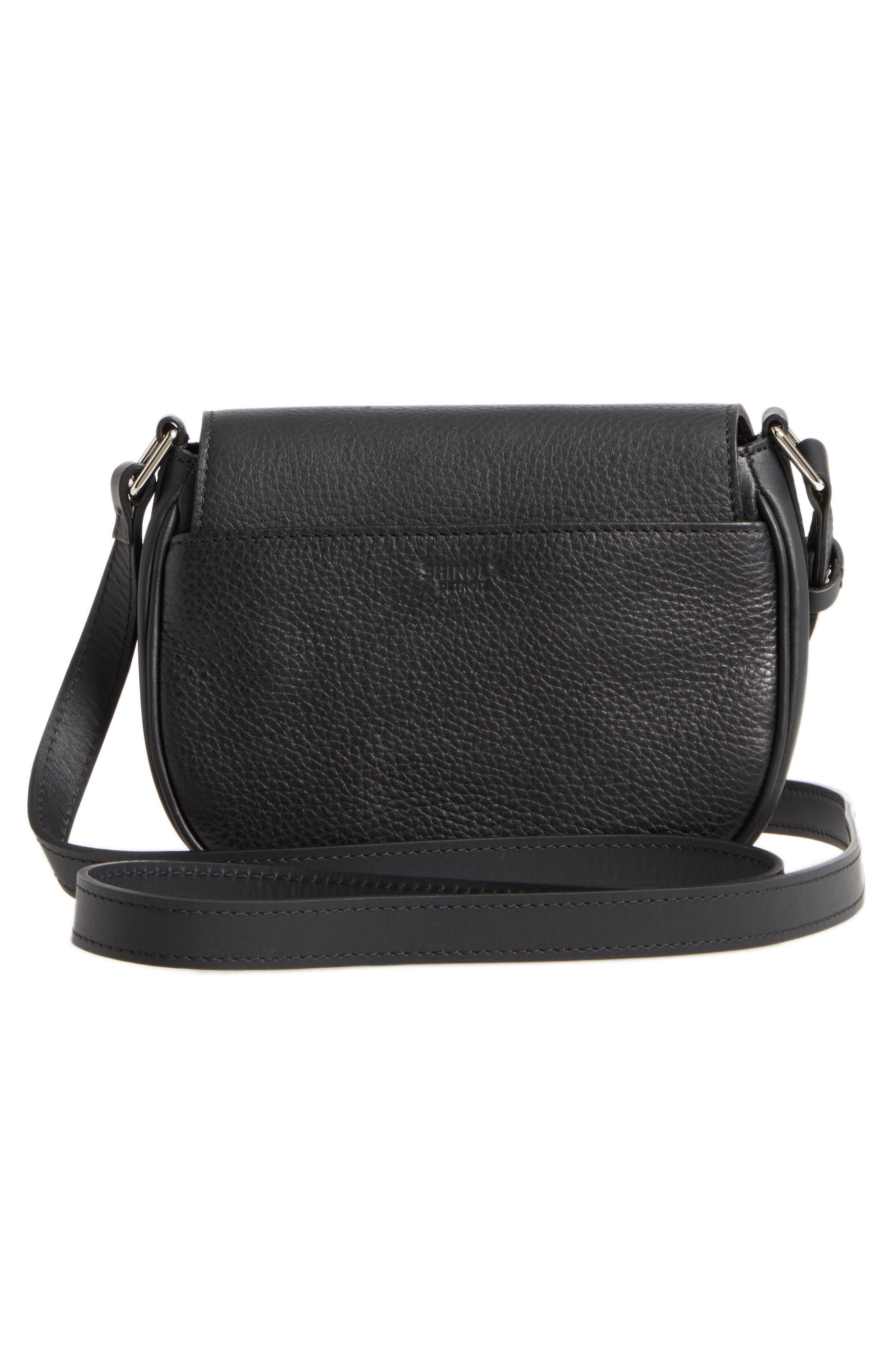 Alternate Image 3  - Shinola Calfskin Leather Shoulder Bag