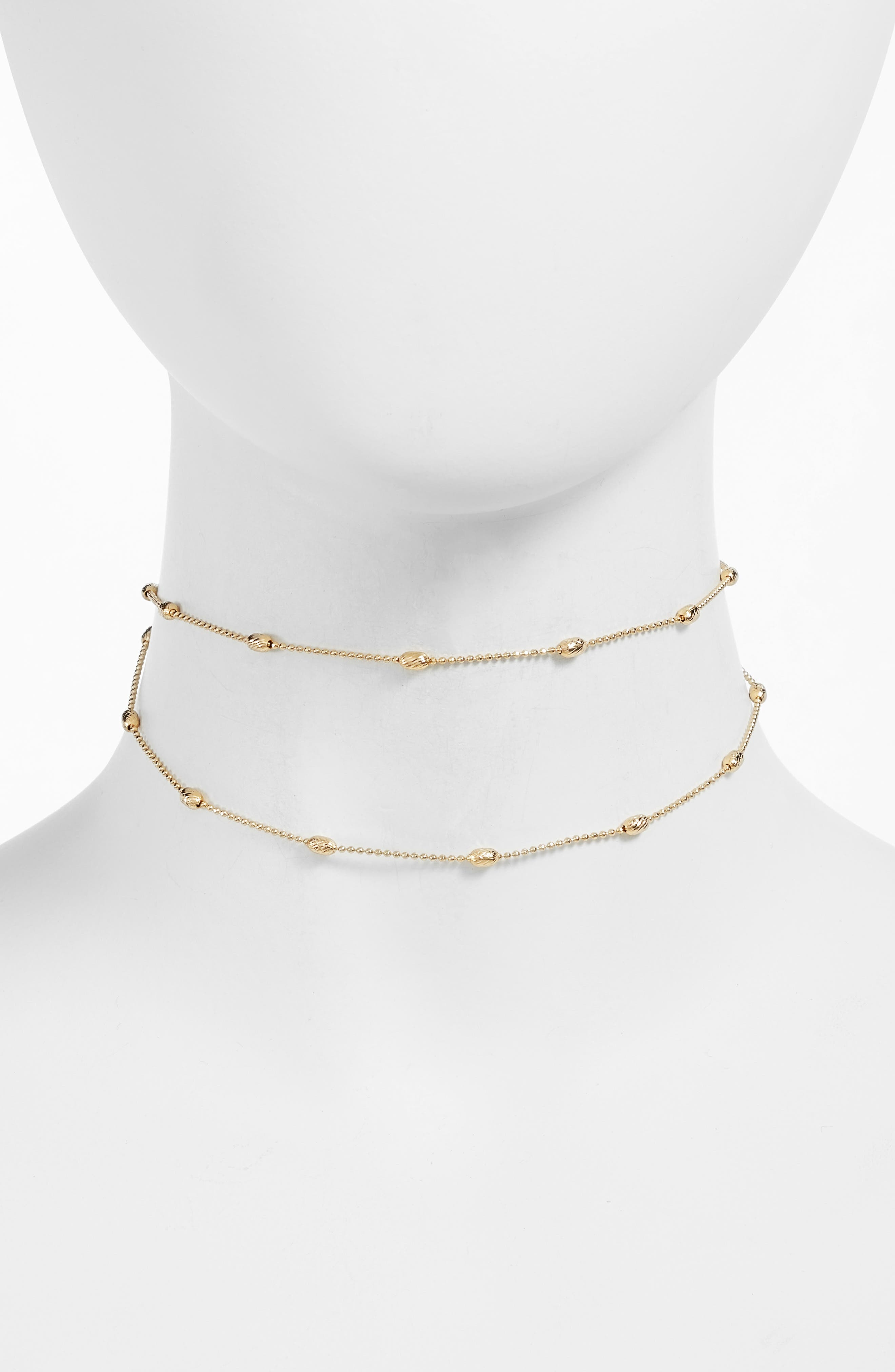 Jules Smith Aiden Double Layer Choker