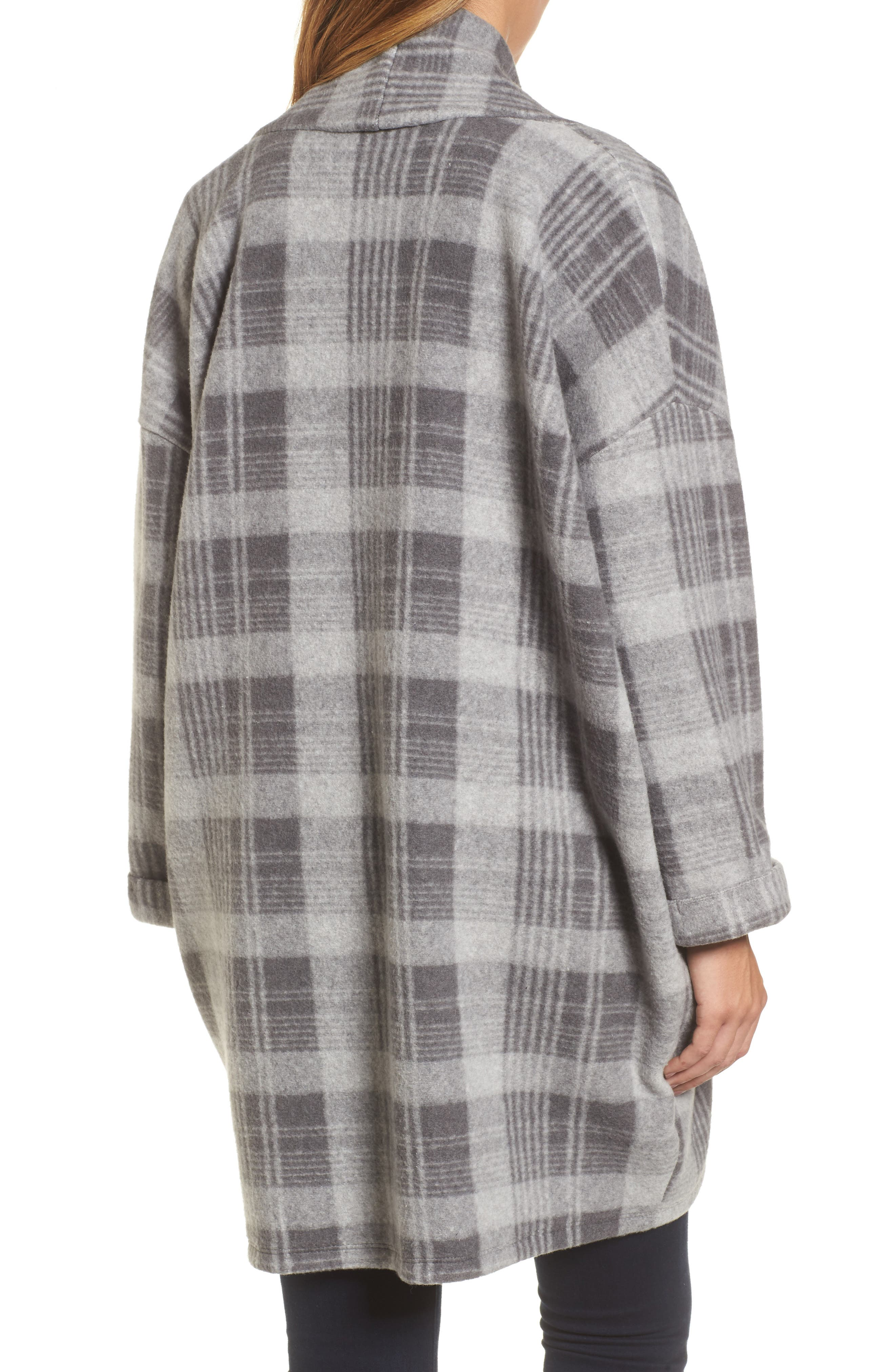 Alternate Image 2  - Caslon® Oversize Jacket
