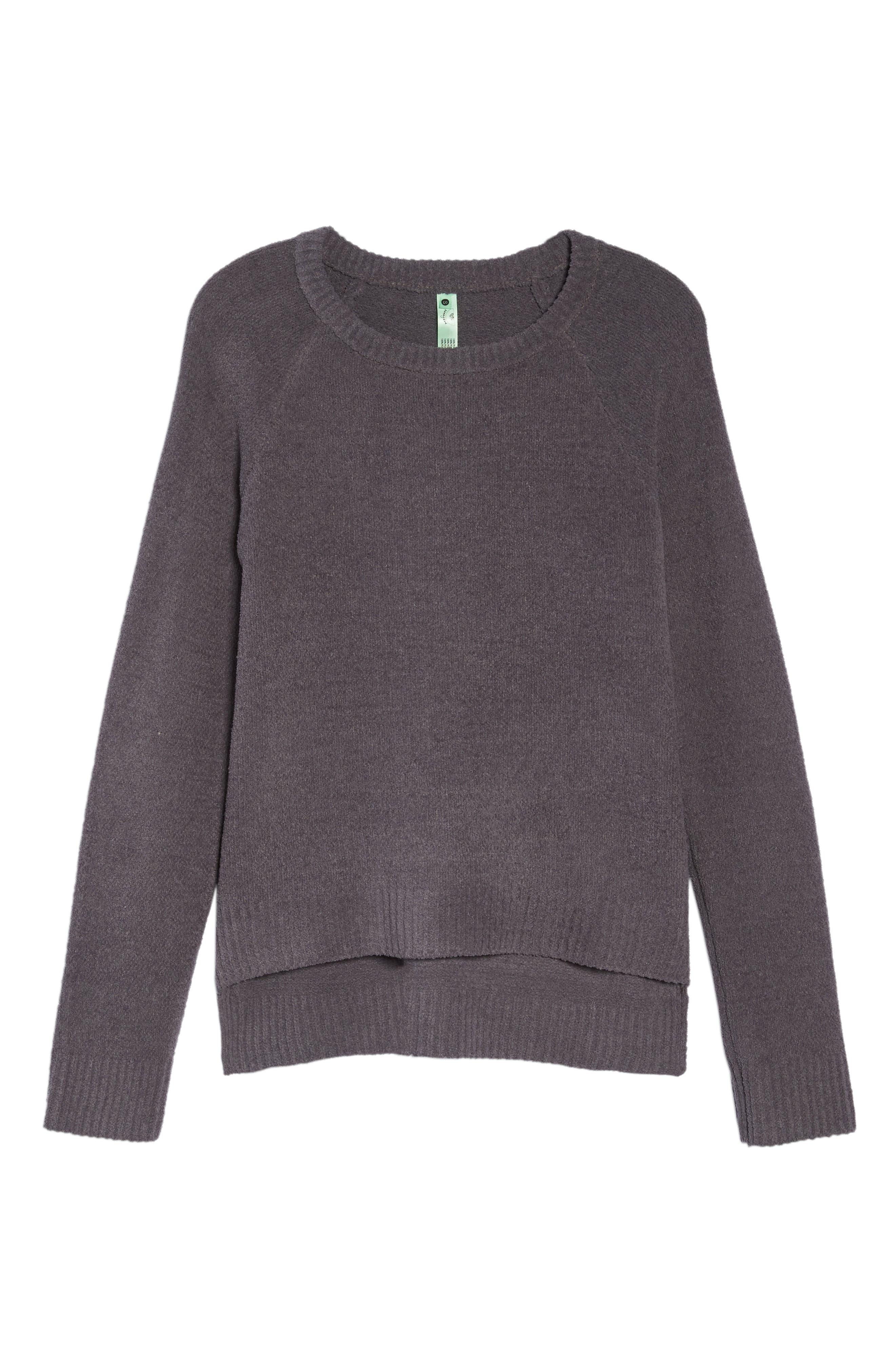 Alternate Image 4  - Honeydew Intimates Marshmallow Sweatshirt