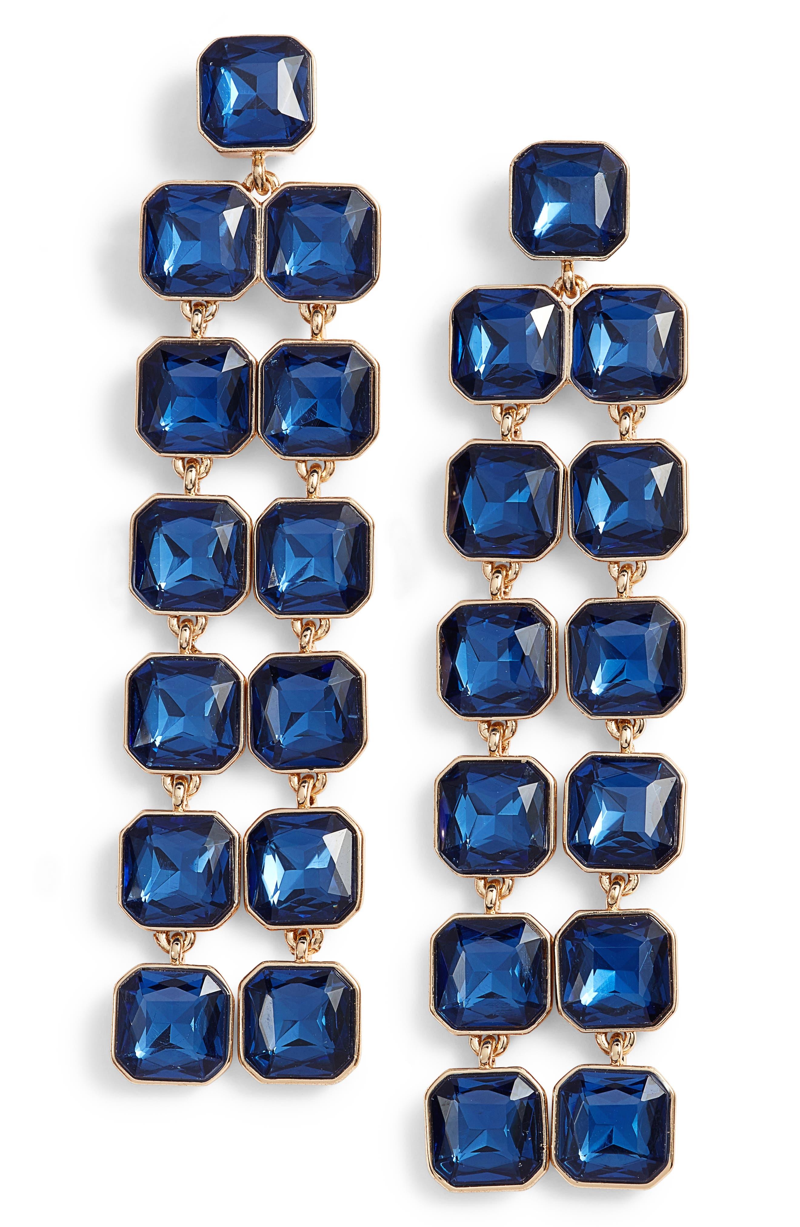 Main Image - Sole Society Chandelier Earrings
