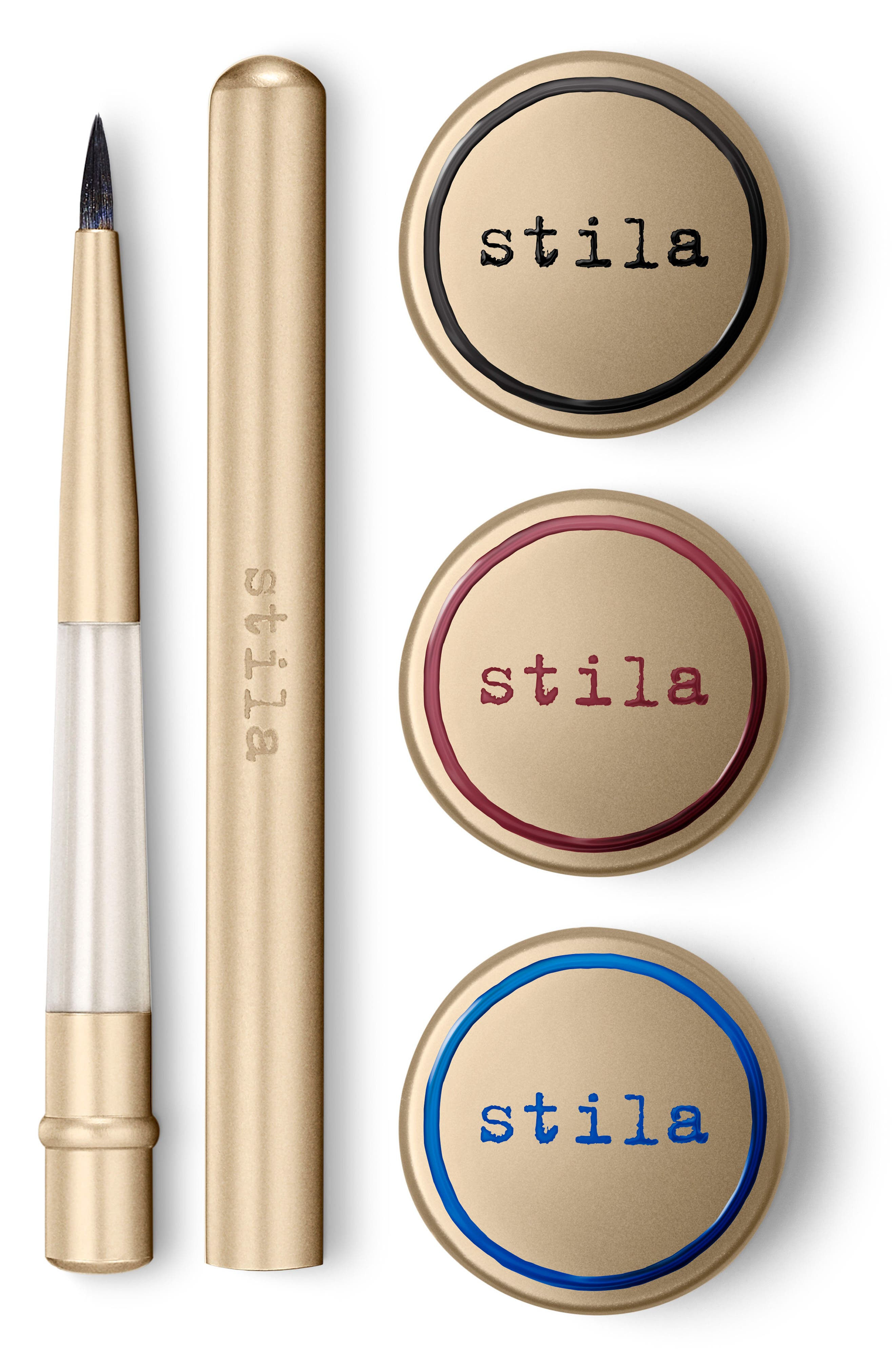 Alternate Image 2  - stila the chosen ones smudge pot eyeliner set