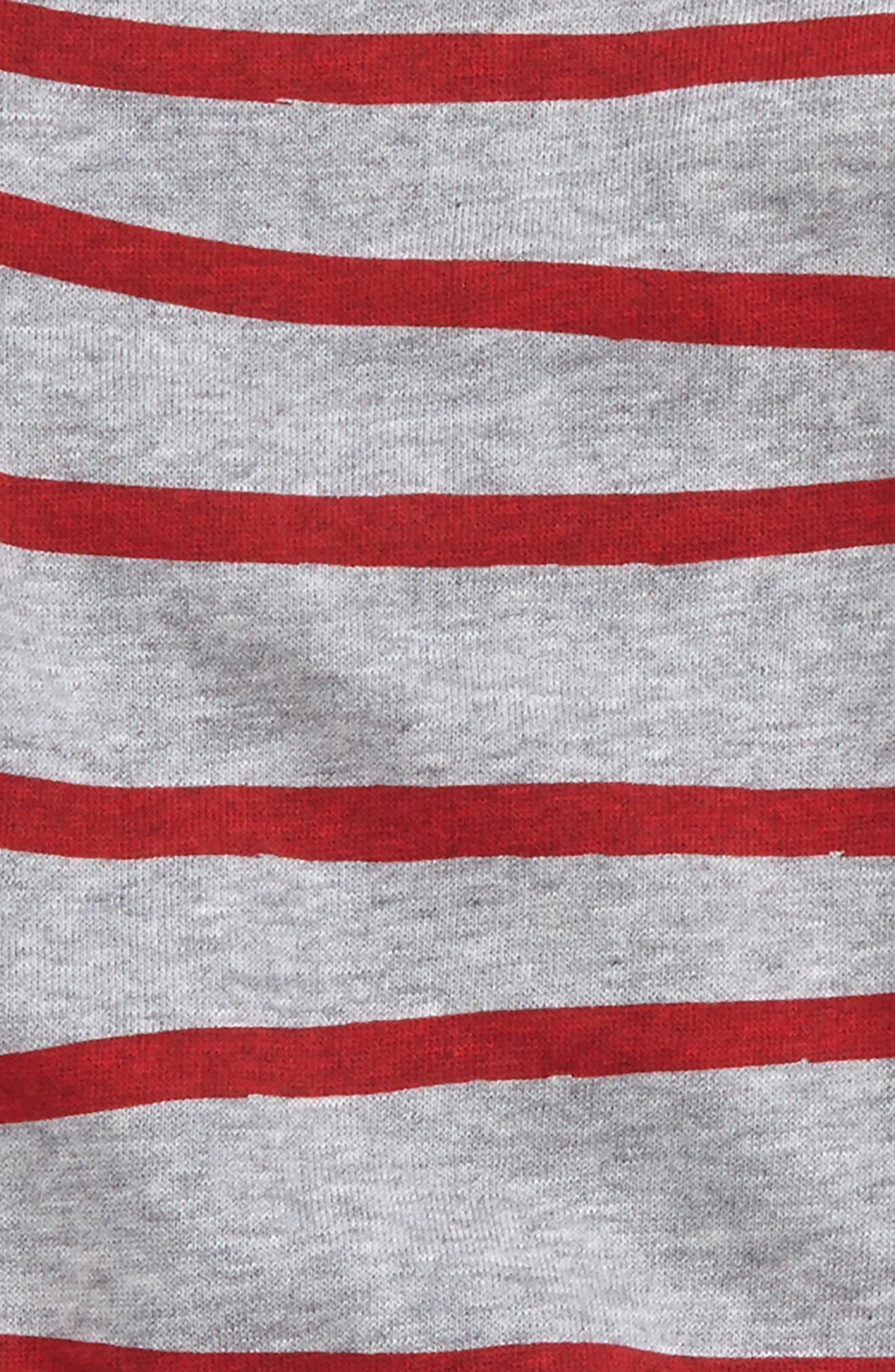 Alternate Image 2  - SOOKIbaby Stripe Romper (Baby)