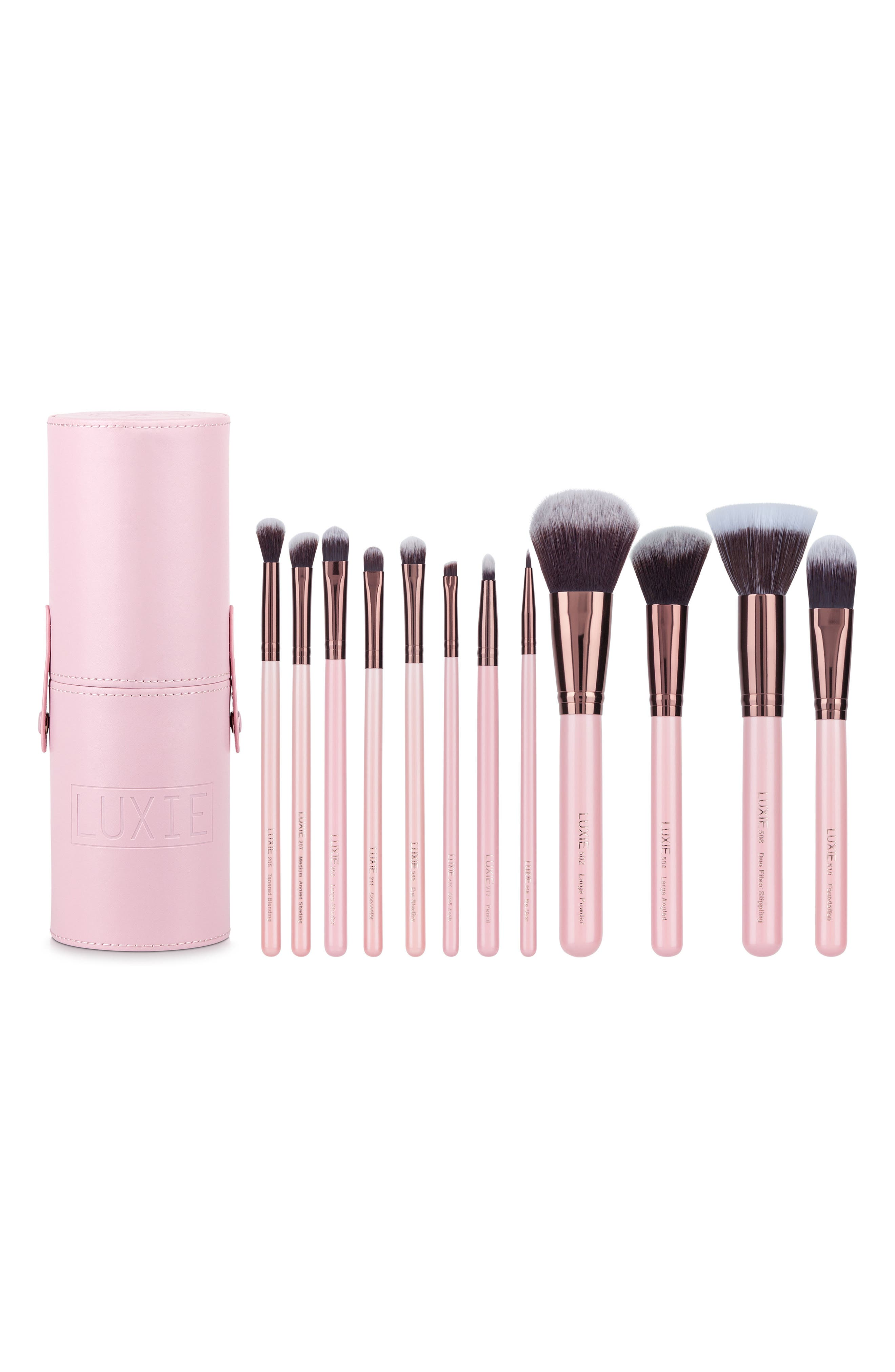 Luxie Rose Gold Brush Collection ($186 Value)