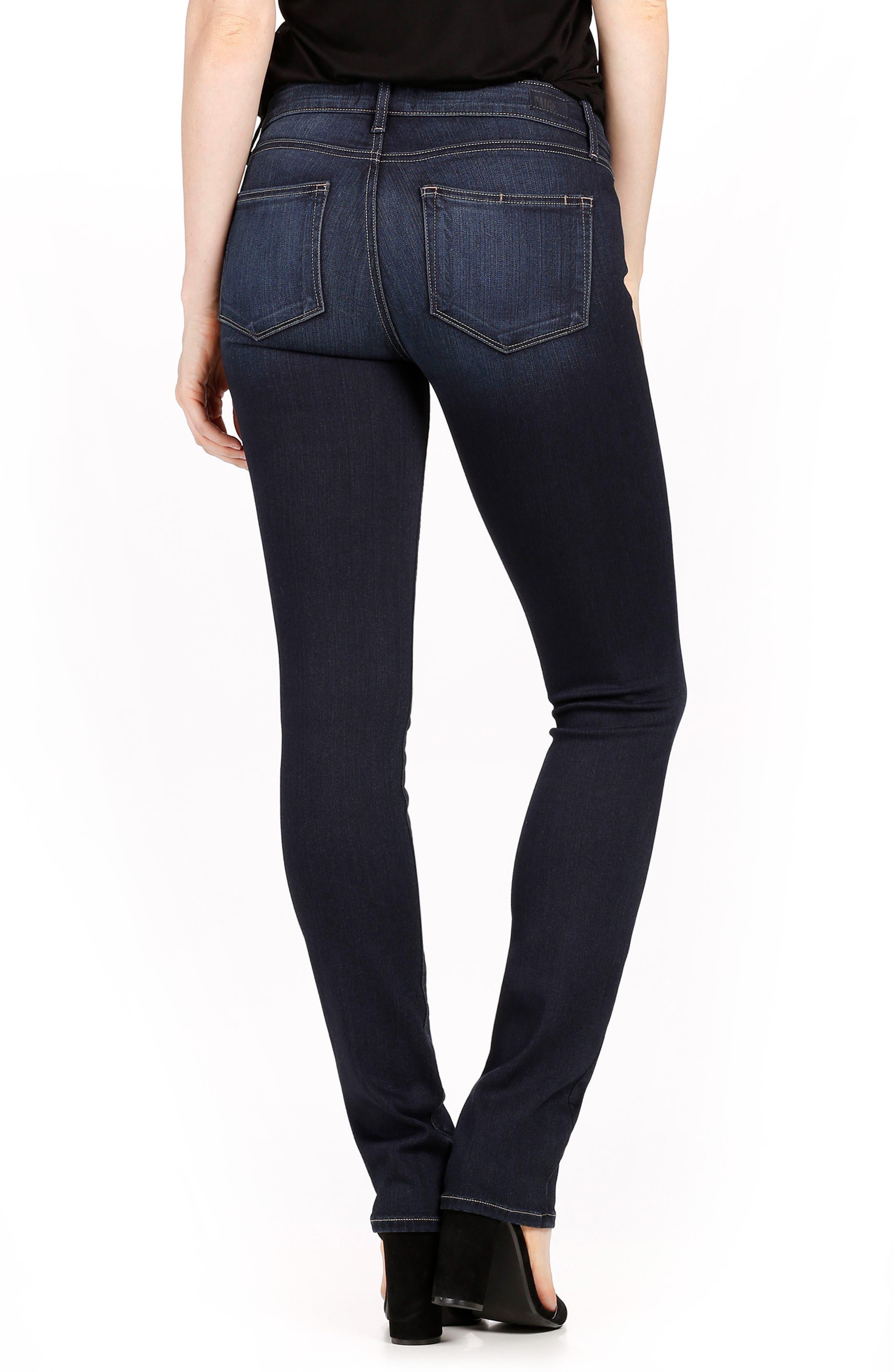 Alternate Image 3  - PAIGE Skyline Straight Jeans (Gardena)
