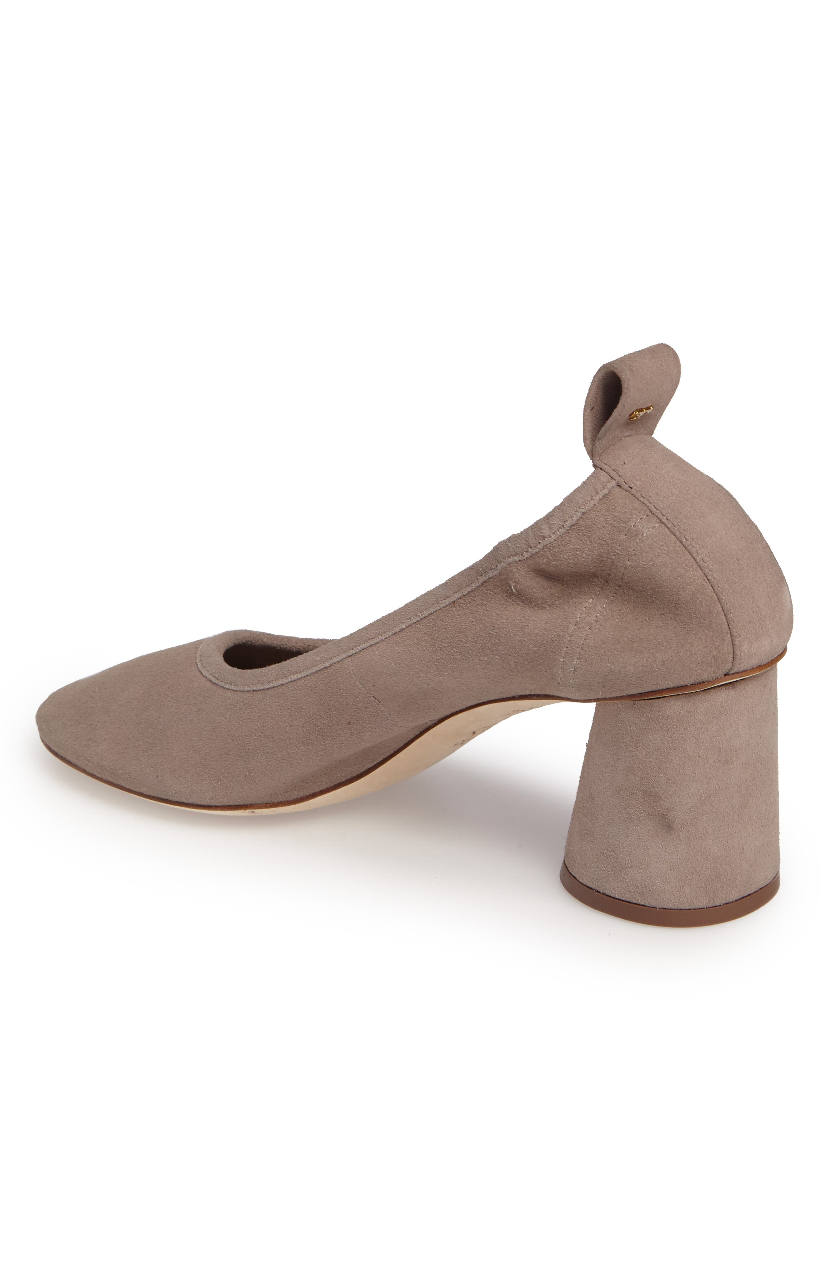 Therese Statement Heel Pump,                             Alternate thumbnail 2, color,                             Duststorm