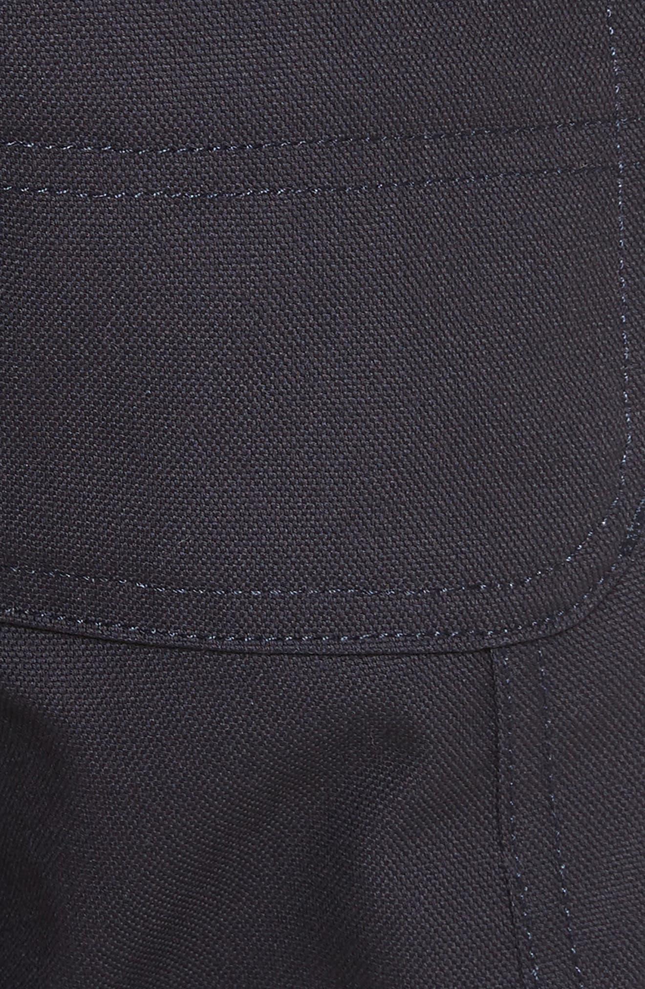 Ruck Double Knee Canvas Pants,                             Alternate thumbnail 5, color,                             Dark Navy
