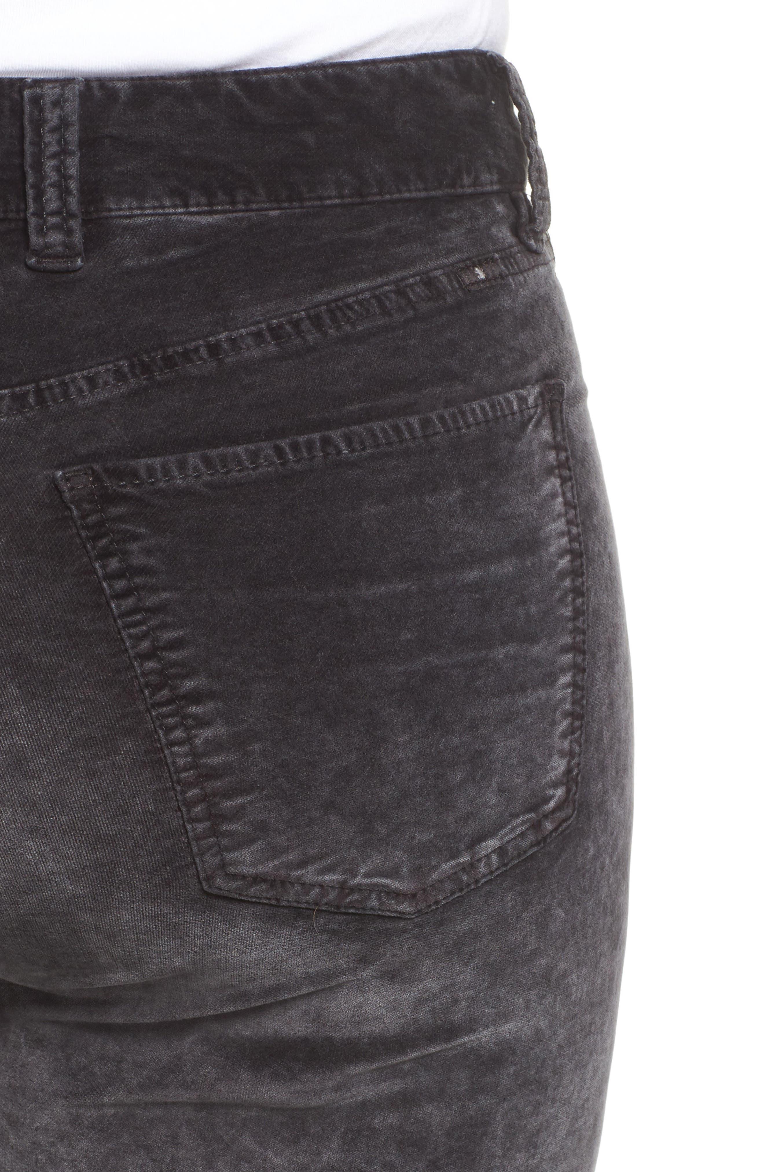 Emma Legging Jeans,                             Alternate thumbnail 4, color,                             Parkman