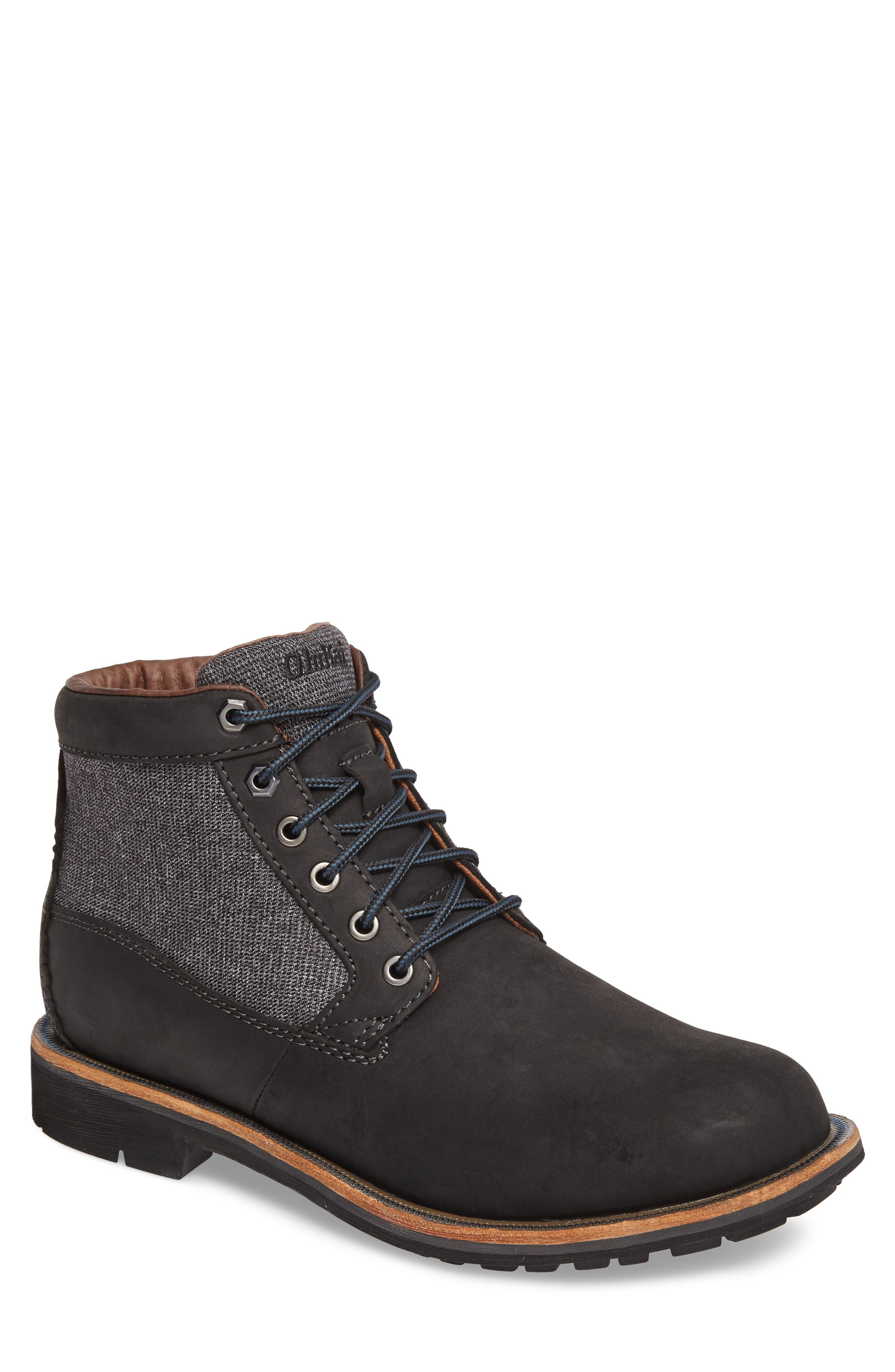 OluKai Hualalai Plain Toe Boot (Men)
