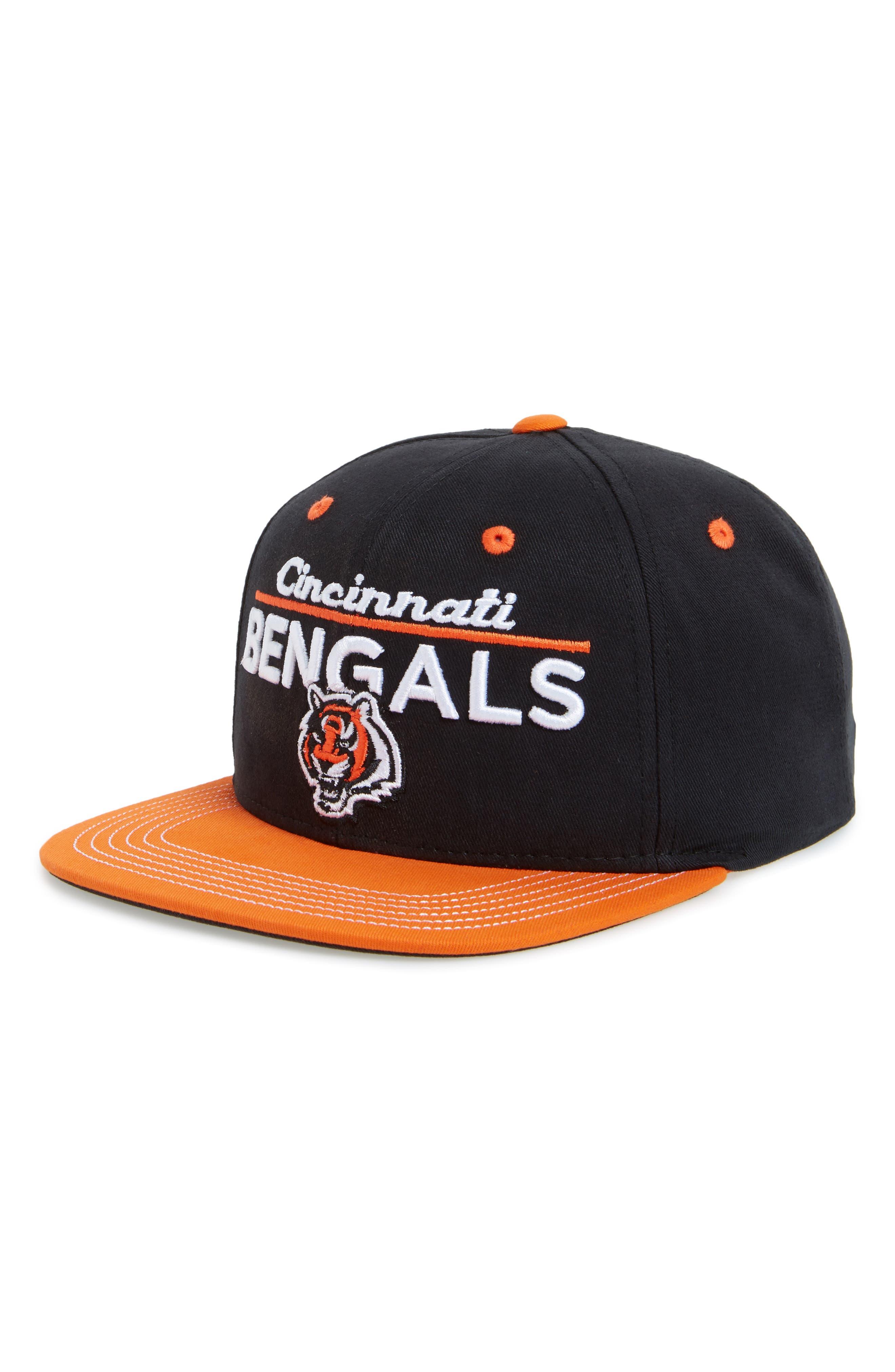 NFL Logo Retro Bar Baseball Cap (Kids)