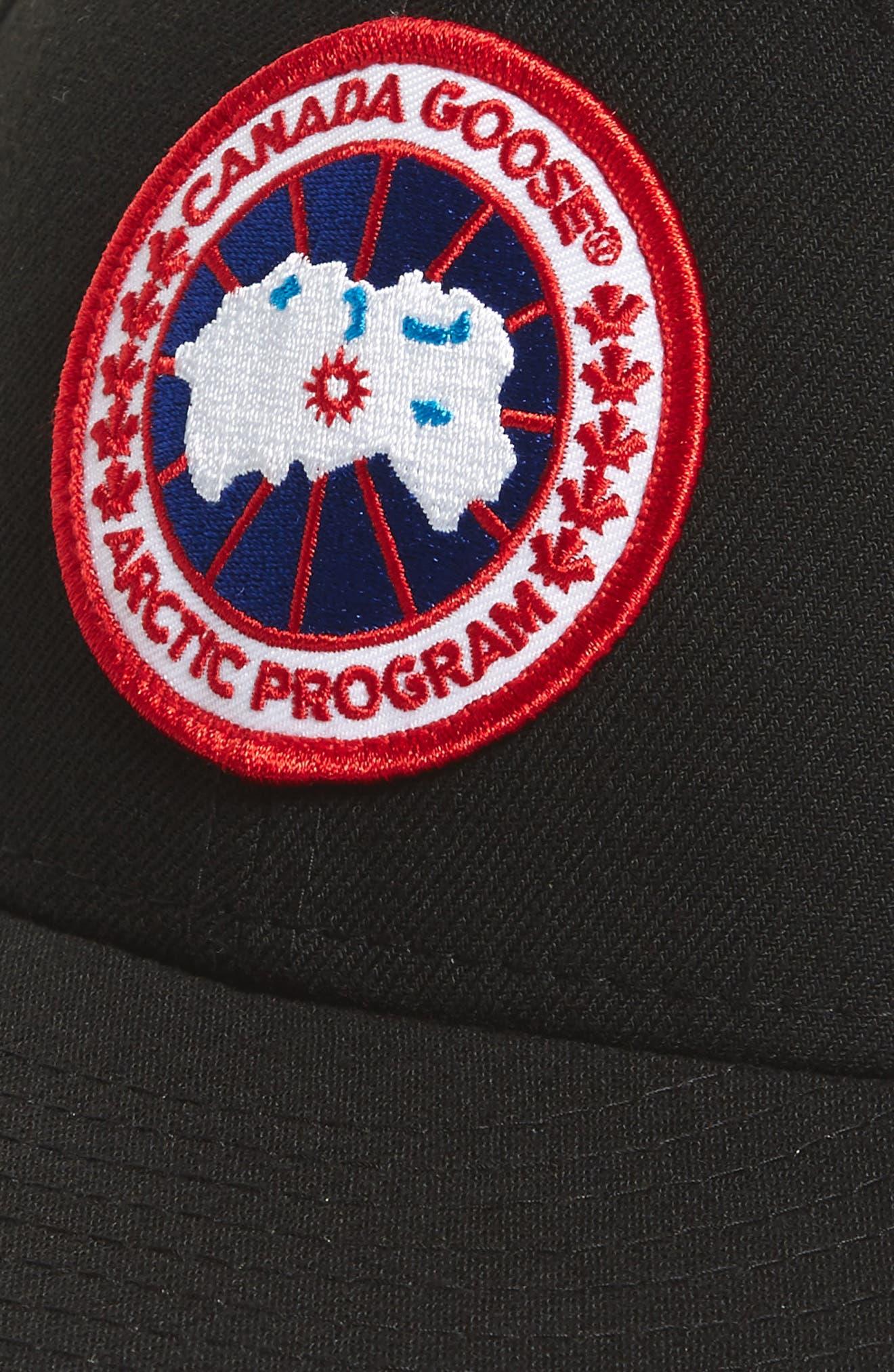 Core Snapback Baseball Cap,                             Alternate thumbnail 3, color,                             Black