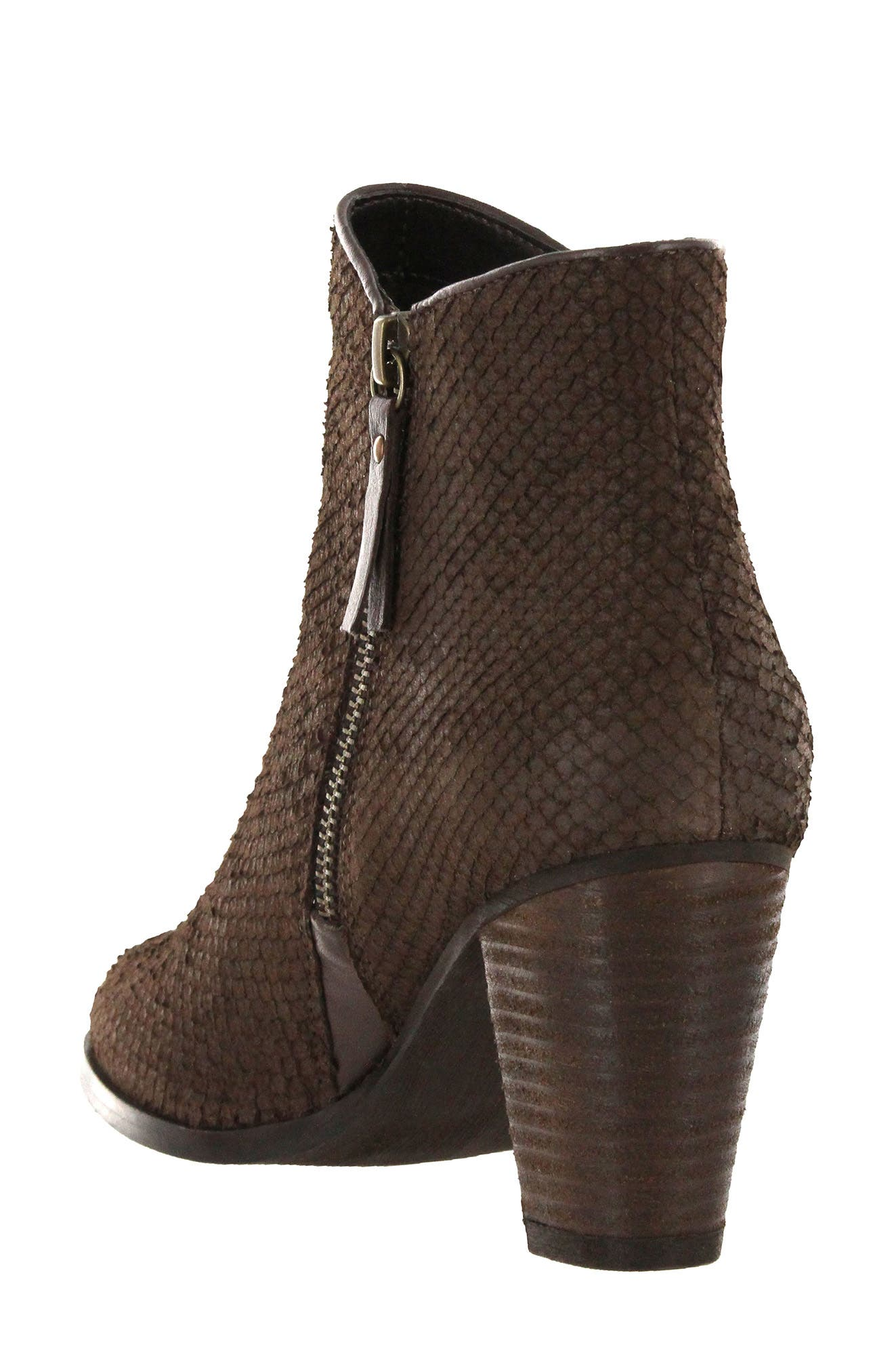 Alternate Image 2  - MIA Maddock Block Heel Bootie (Women)
