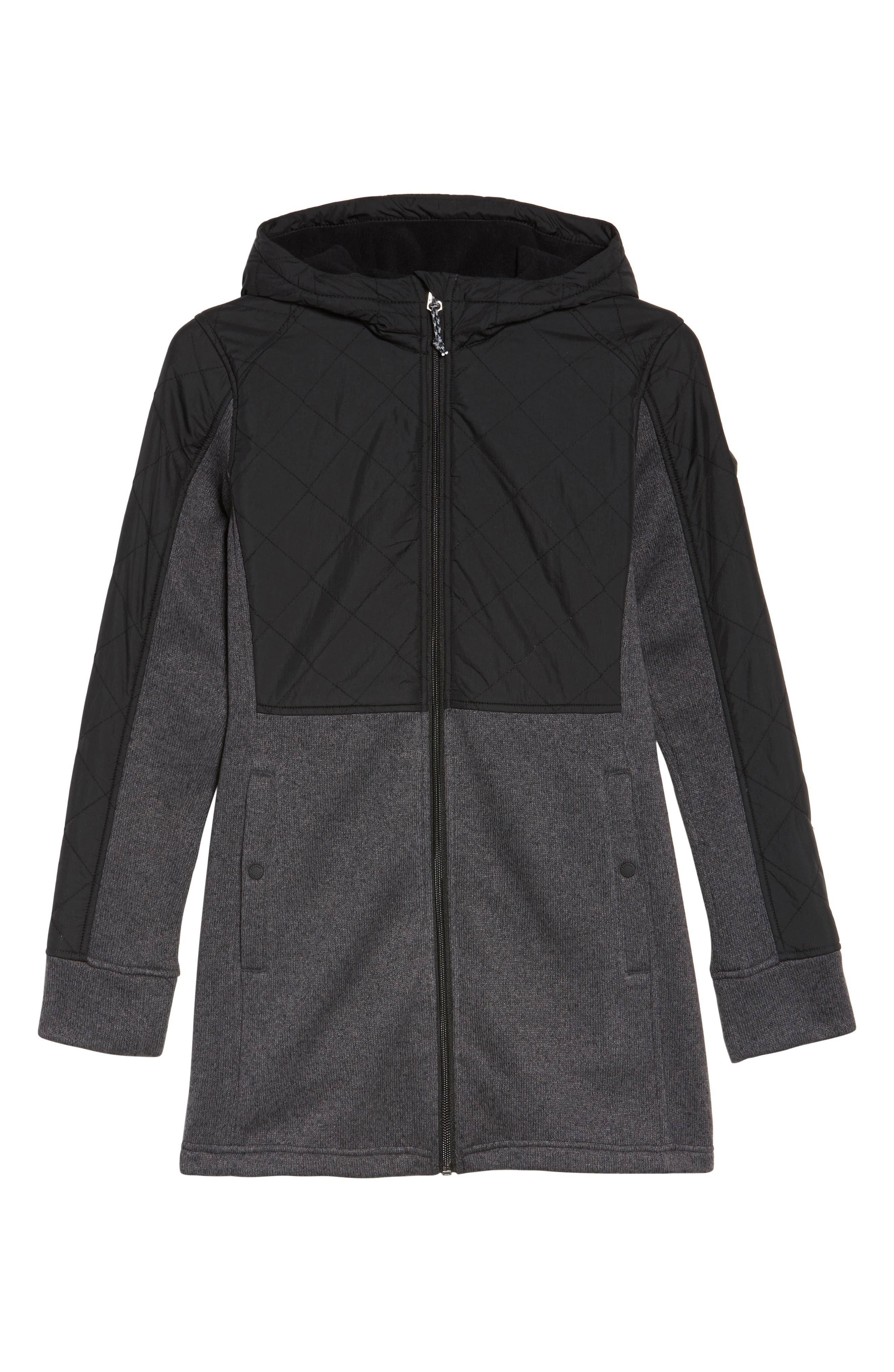 Alternate Image 6  - Burton Embry Water Repellent Hooded Jacket