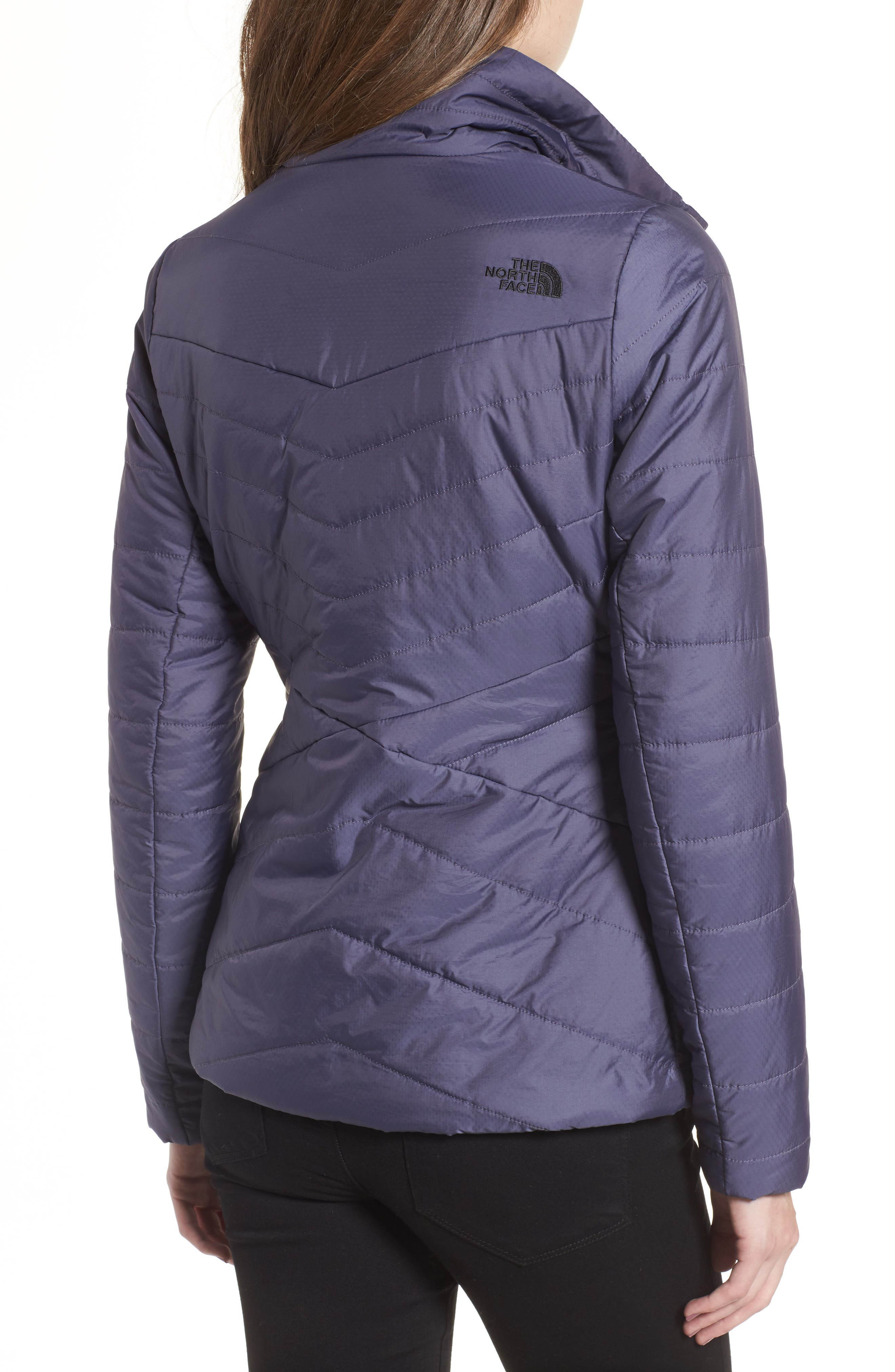 Moonlight Heatseeker Insulated Jacket,                             Alternate thumbnail 2, color,                             Greystone Blue