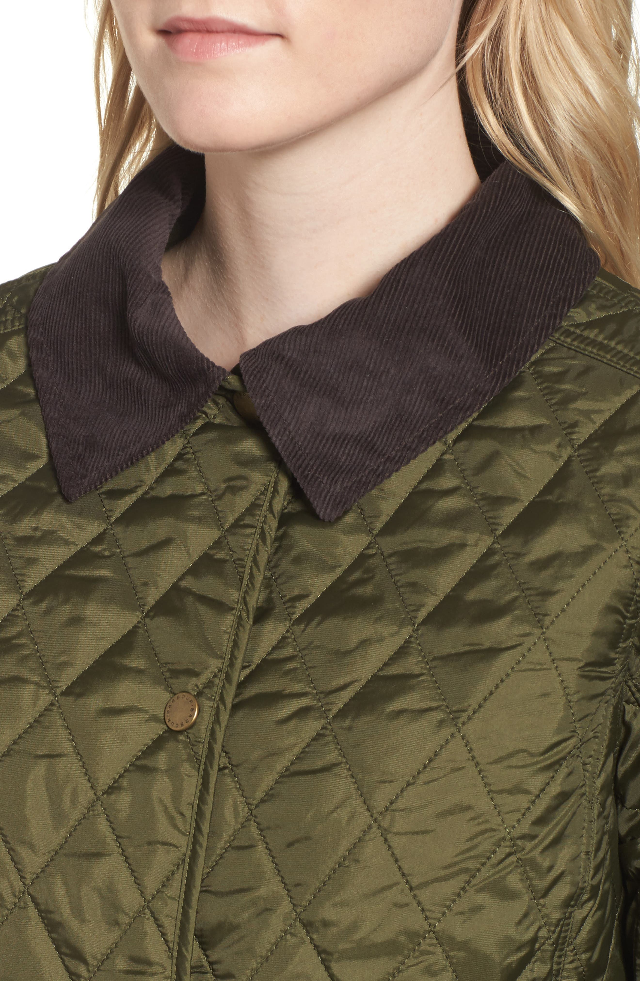 Alternate Image 4  - Barbour Annandale Quilted Jacket