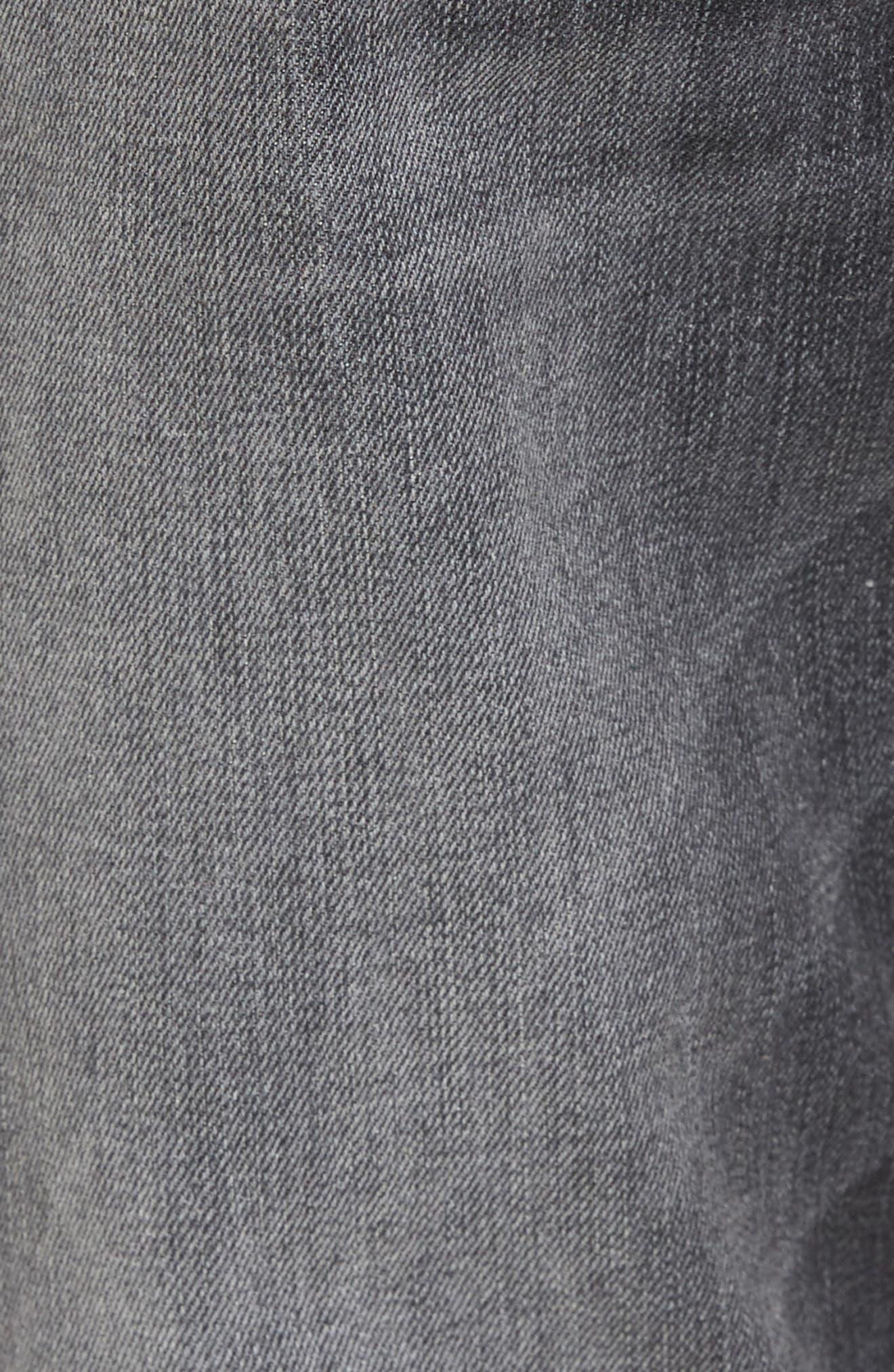 Axl Skinny Fit Jeans,                             Alternate thumbnail 5, color,                             Venture