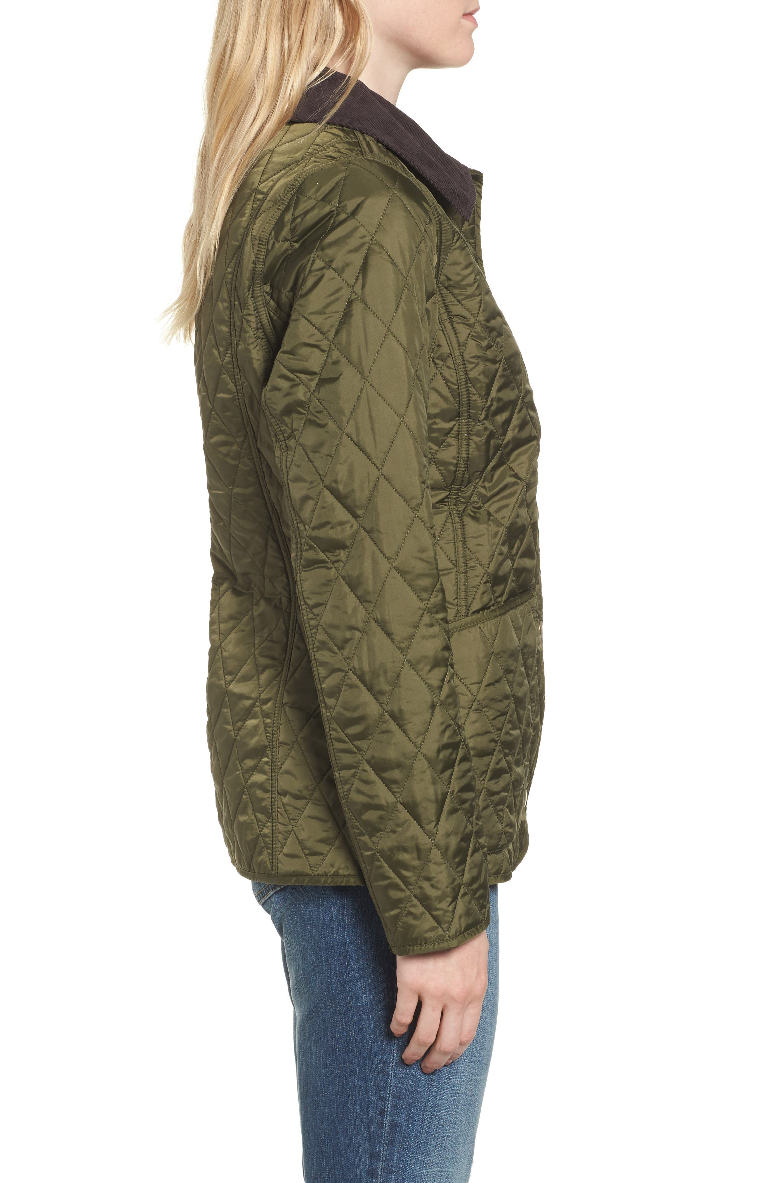Alternate Image 3  - Barbour Annandale Quilted Jacket