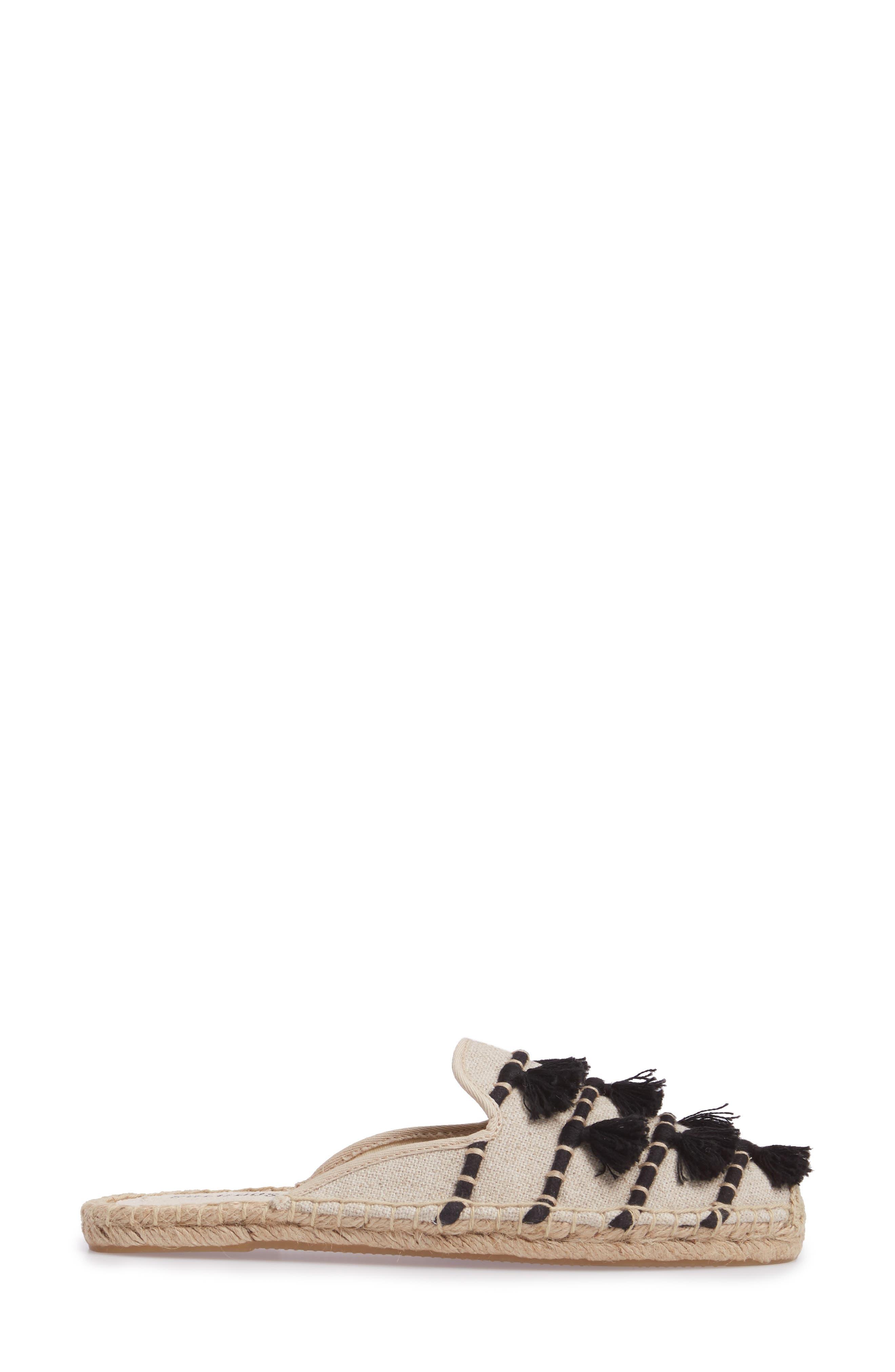 Alternate Image 3  - Soludos Tassel Espadrille Mule (Women)