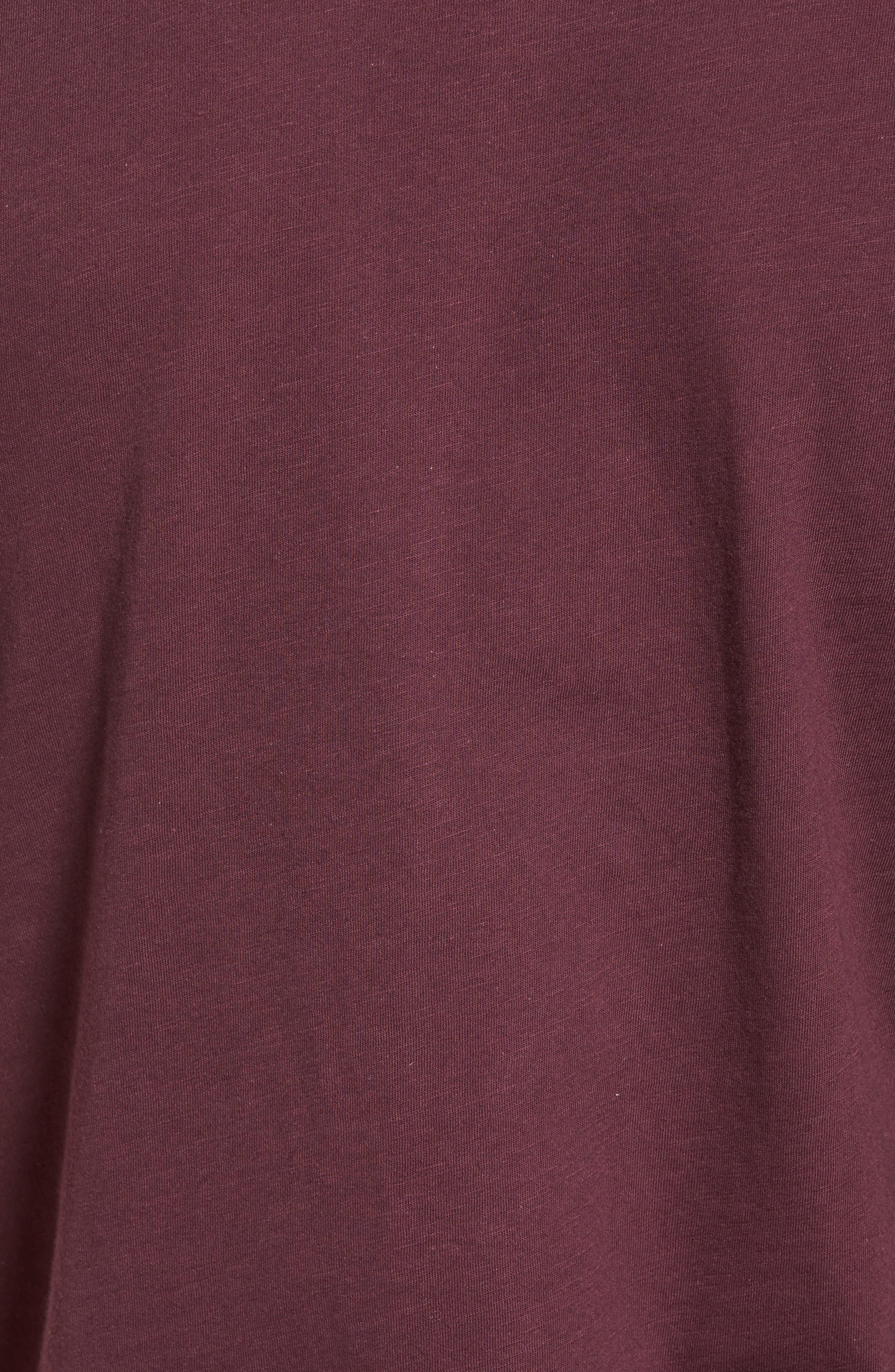 Alternate Image 5  - The Rail Slub Cotton V-Neck T-Shirt (2 for $30)