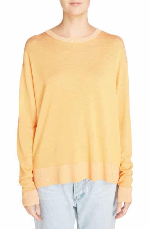 Acne Studios Finola 2-Tone Sweater